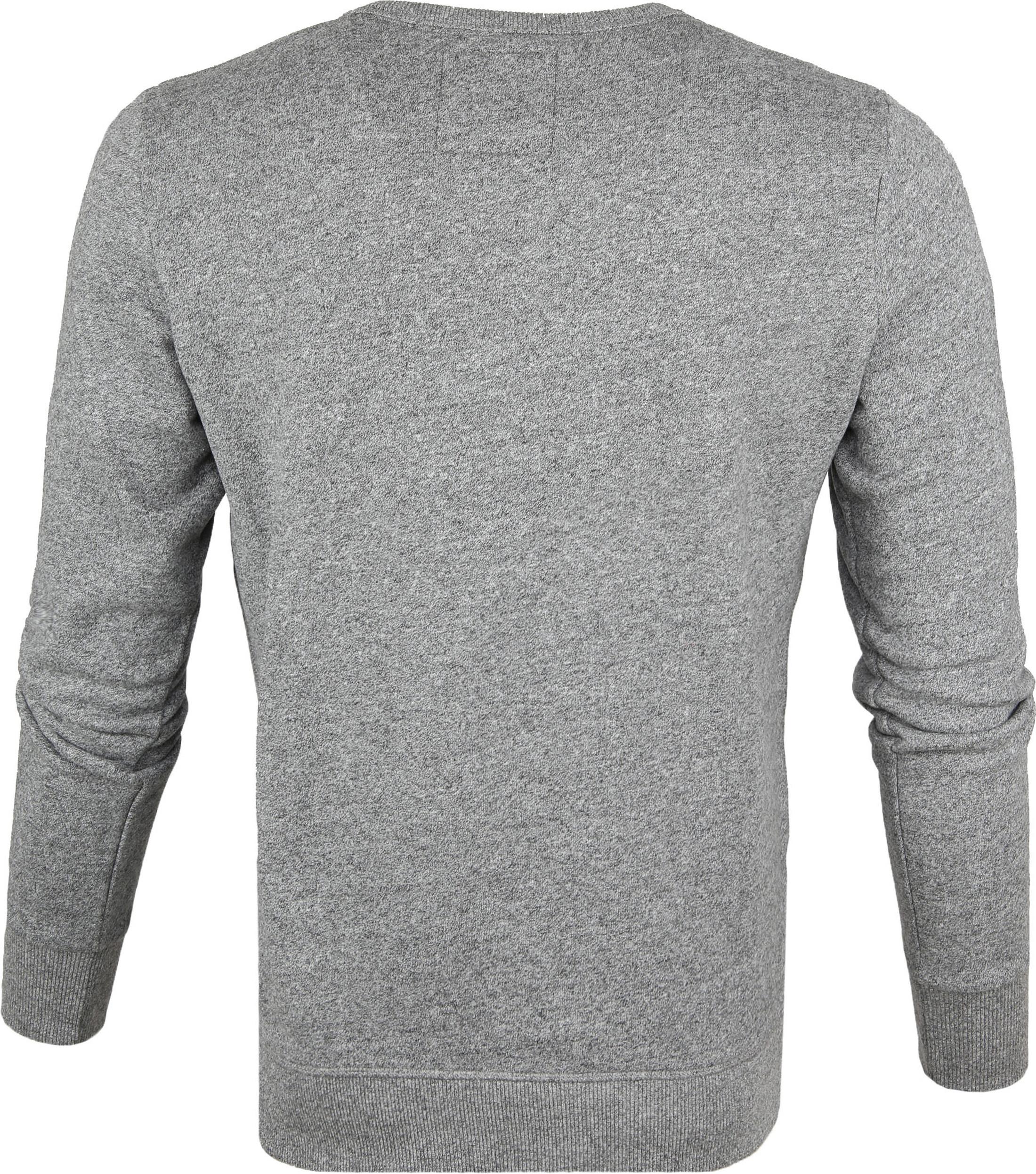 Superdry Sweater Melange Grijs foto 2