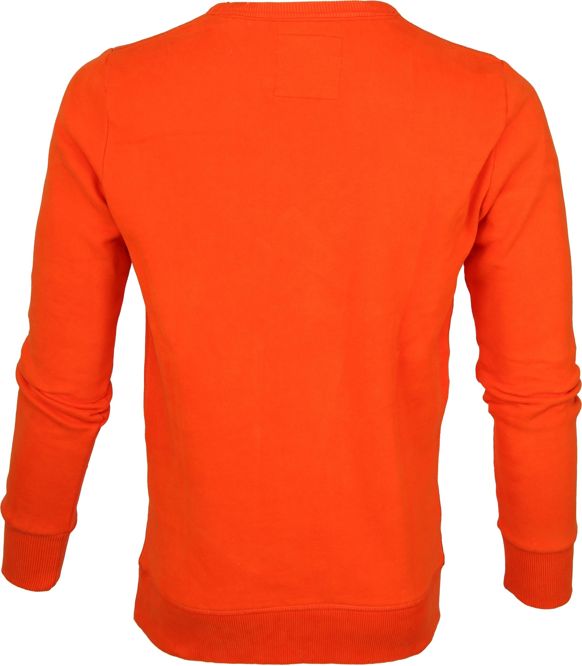 Superdry Sweater Vintage Oranje foto 2