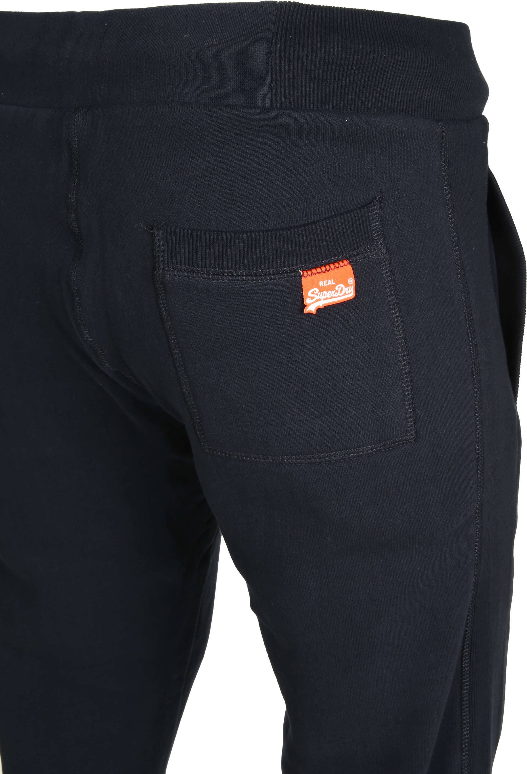Superdry Sweatpants Navy foto 2