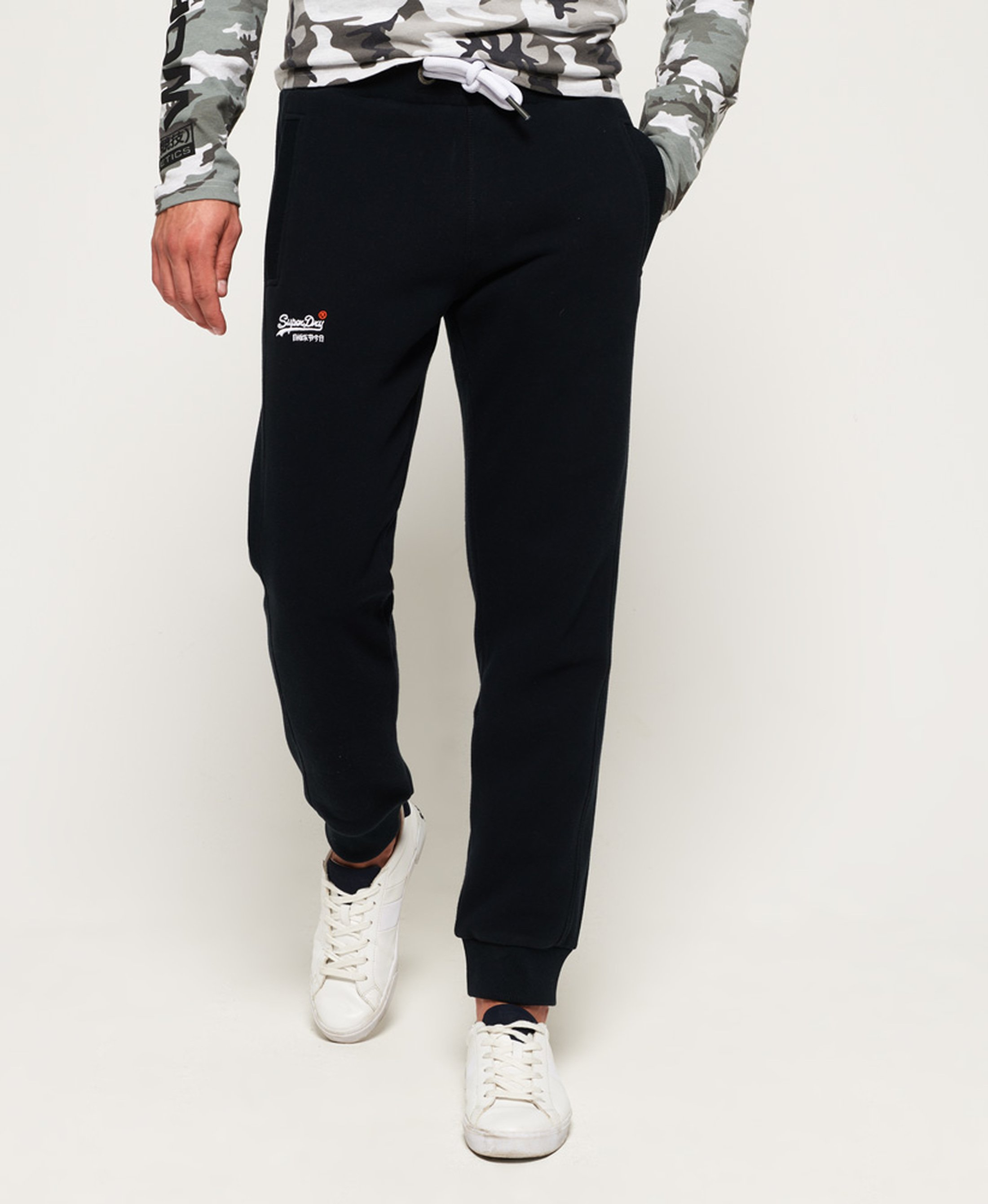 Superdry Sweatpants Navy foto 4