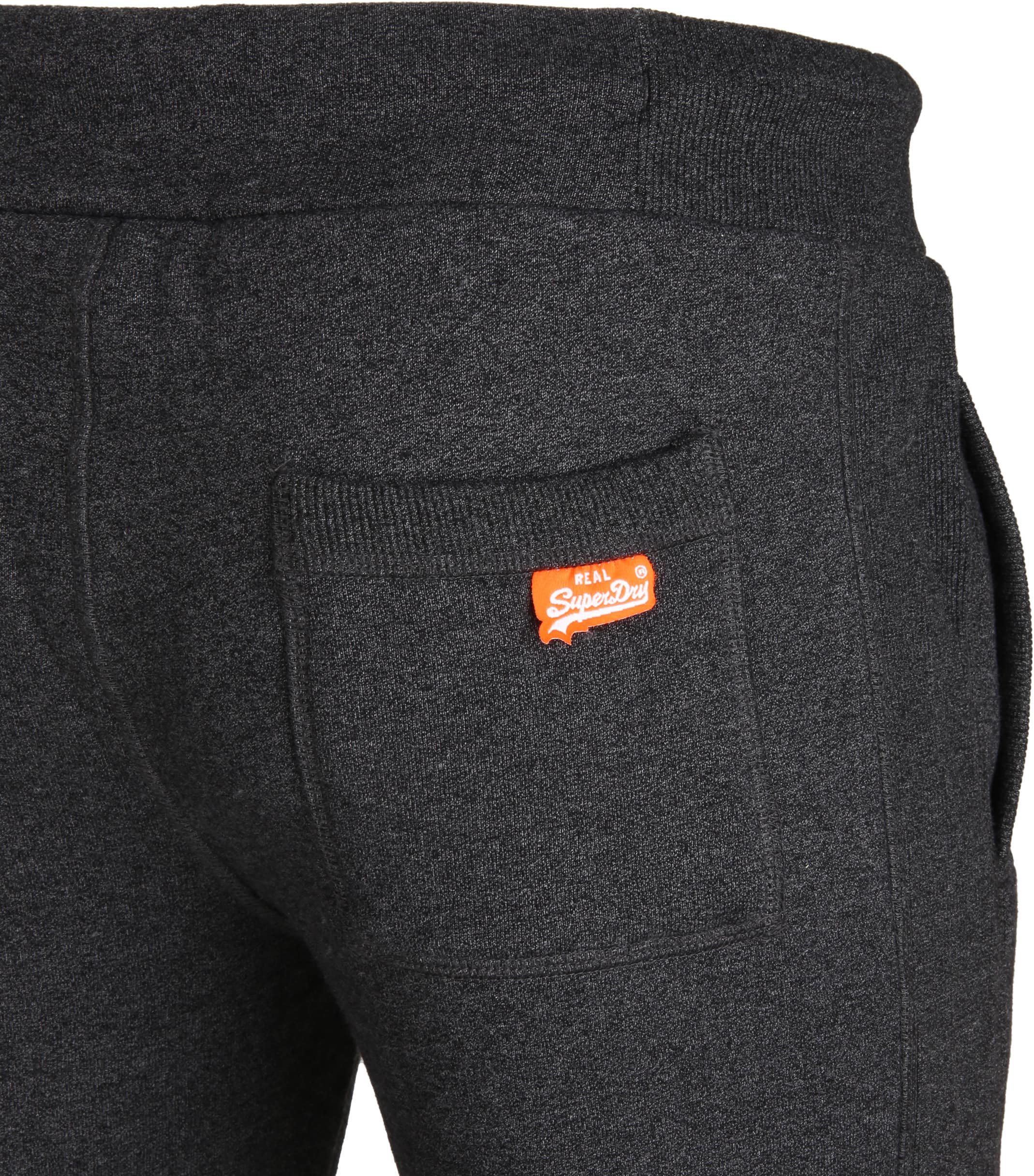 Superdry Sweatpants Zwart foto 1