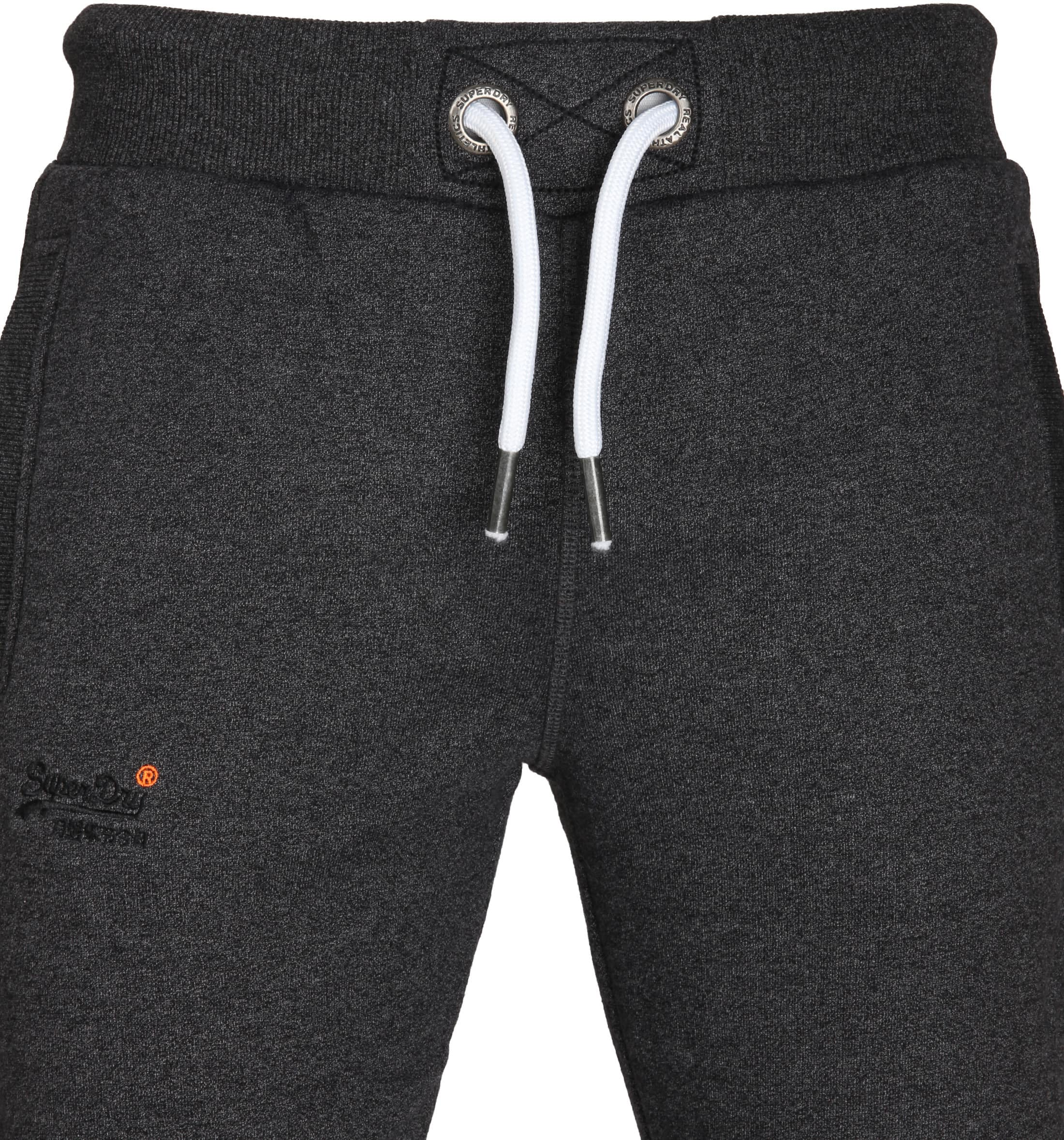 Superdry Sweatpants Zwart foto 2