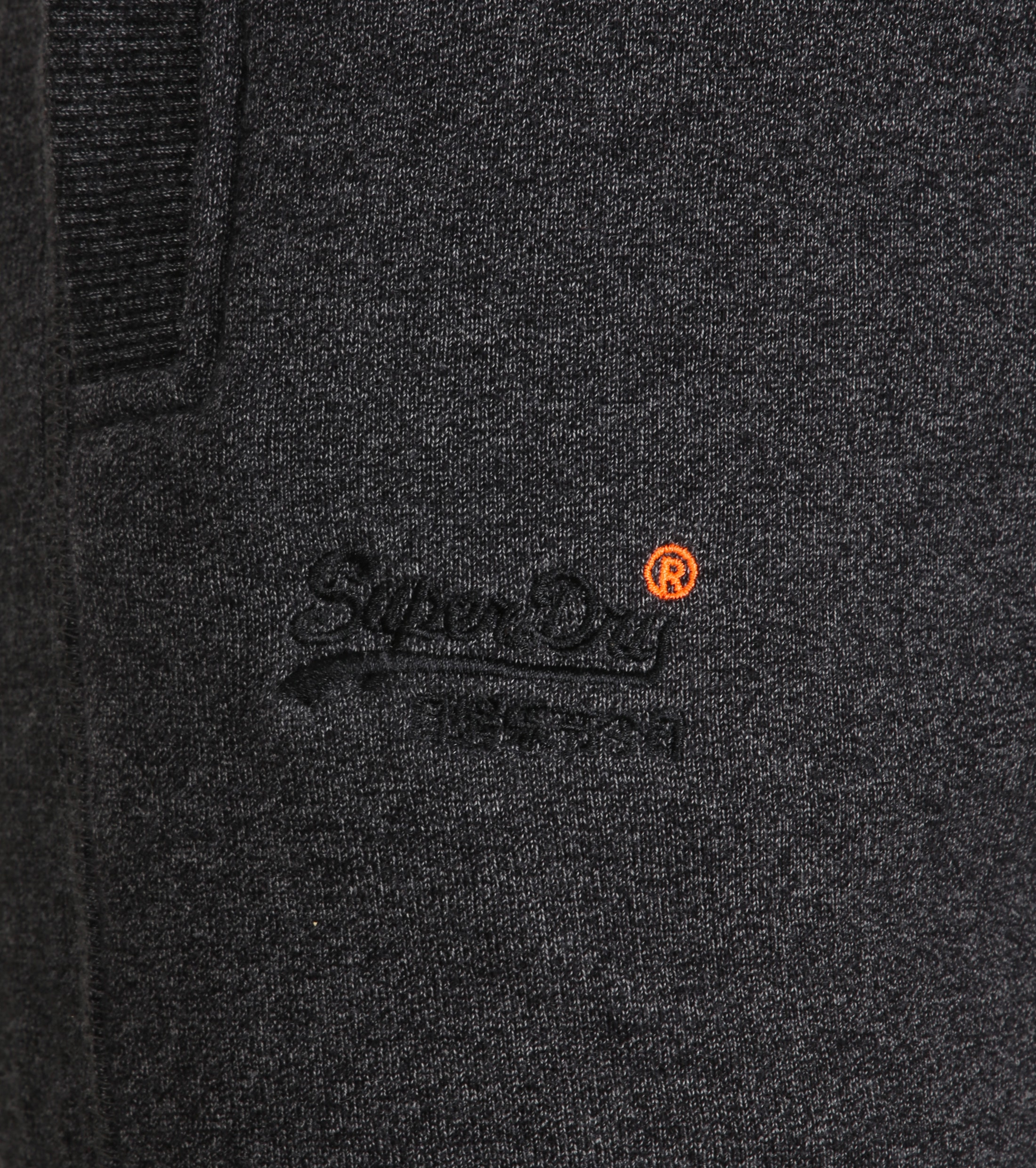 Superdry Sweatpants Zwart foto 3