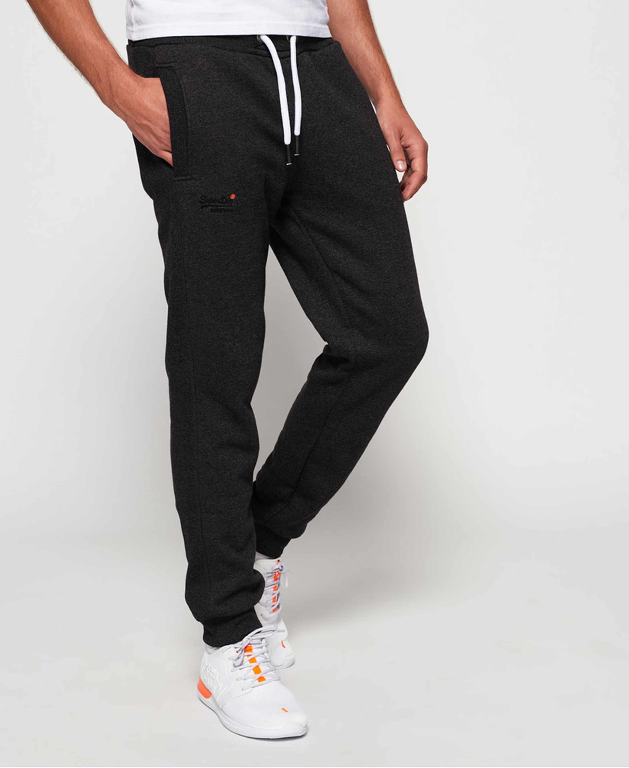 Superdry Sweatpants Zwart foto 5