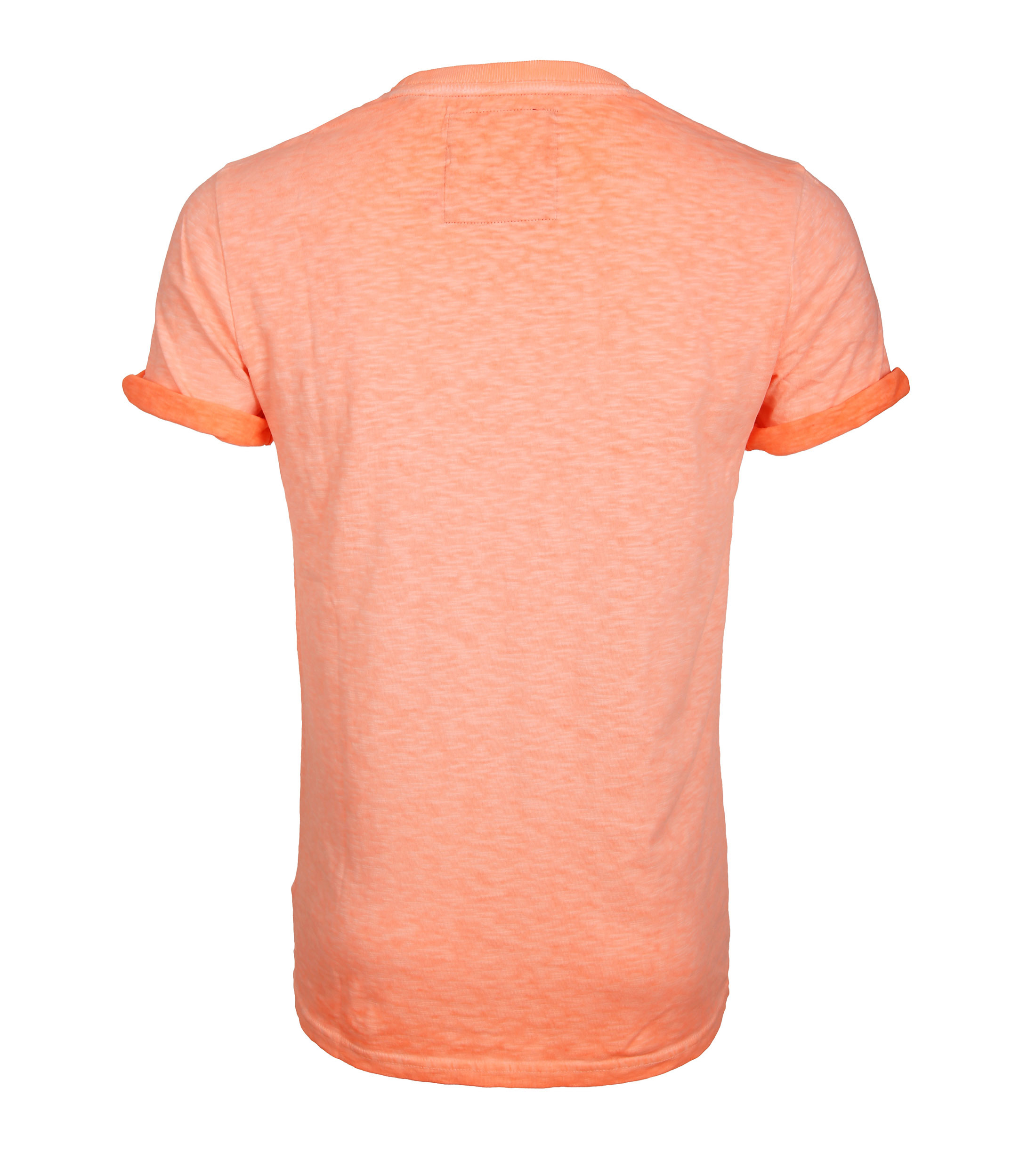 Superdry T-Shirt Low Roller Oranje foto 2