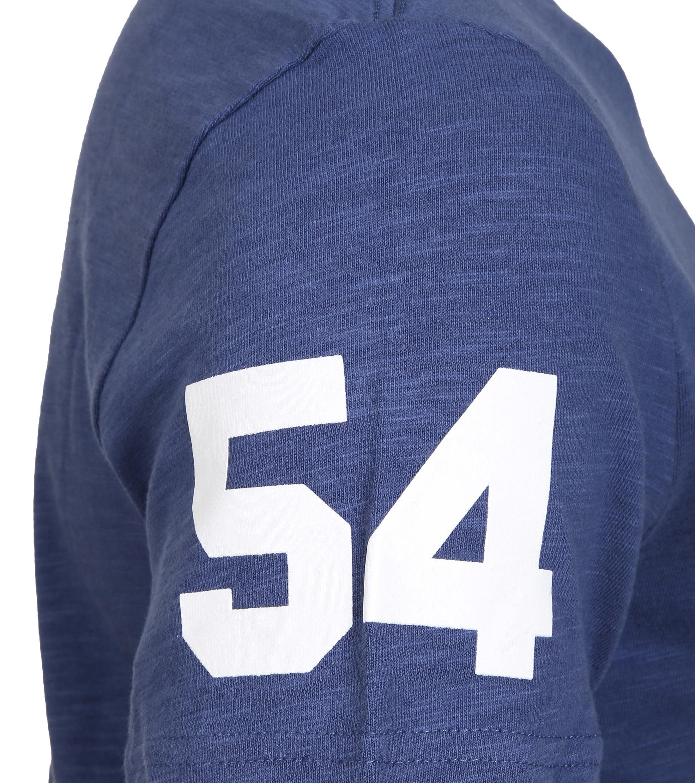 Superdry T-Shirt Premium Goods Blauw foto 2