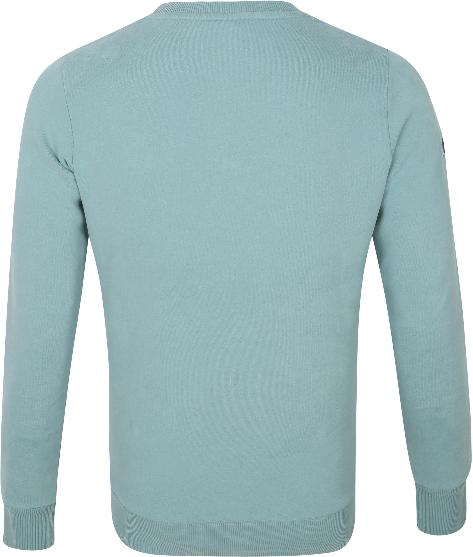 Superdry Trui Workwear Lichtblauw