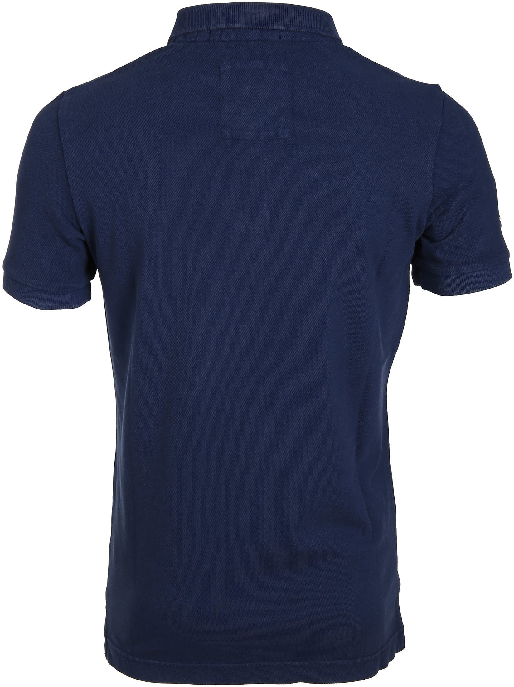 Superdry Vintage Destroyed Polo Navy foto 3