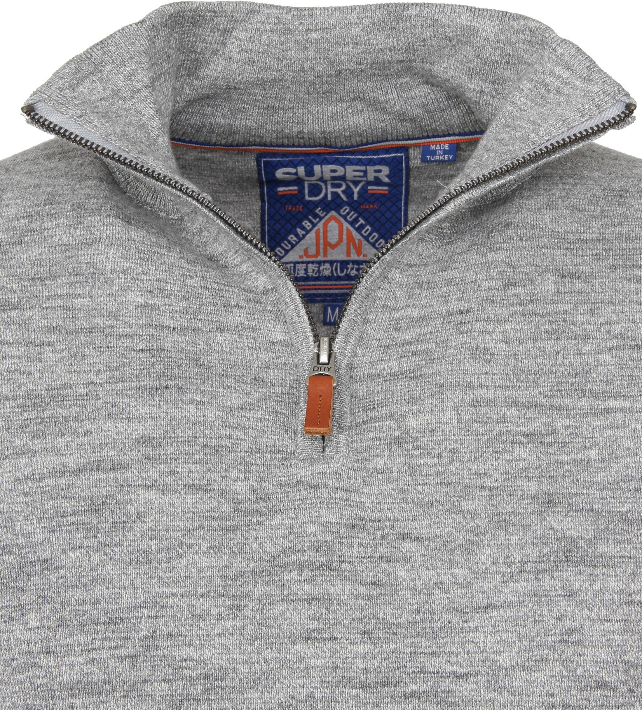 Superdry Zipper Northside Grau foto 1