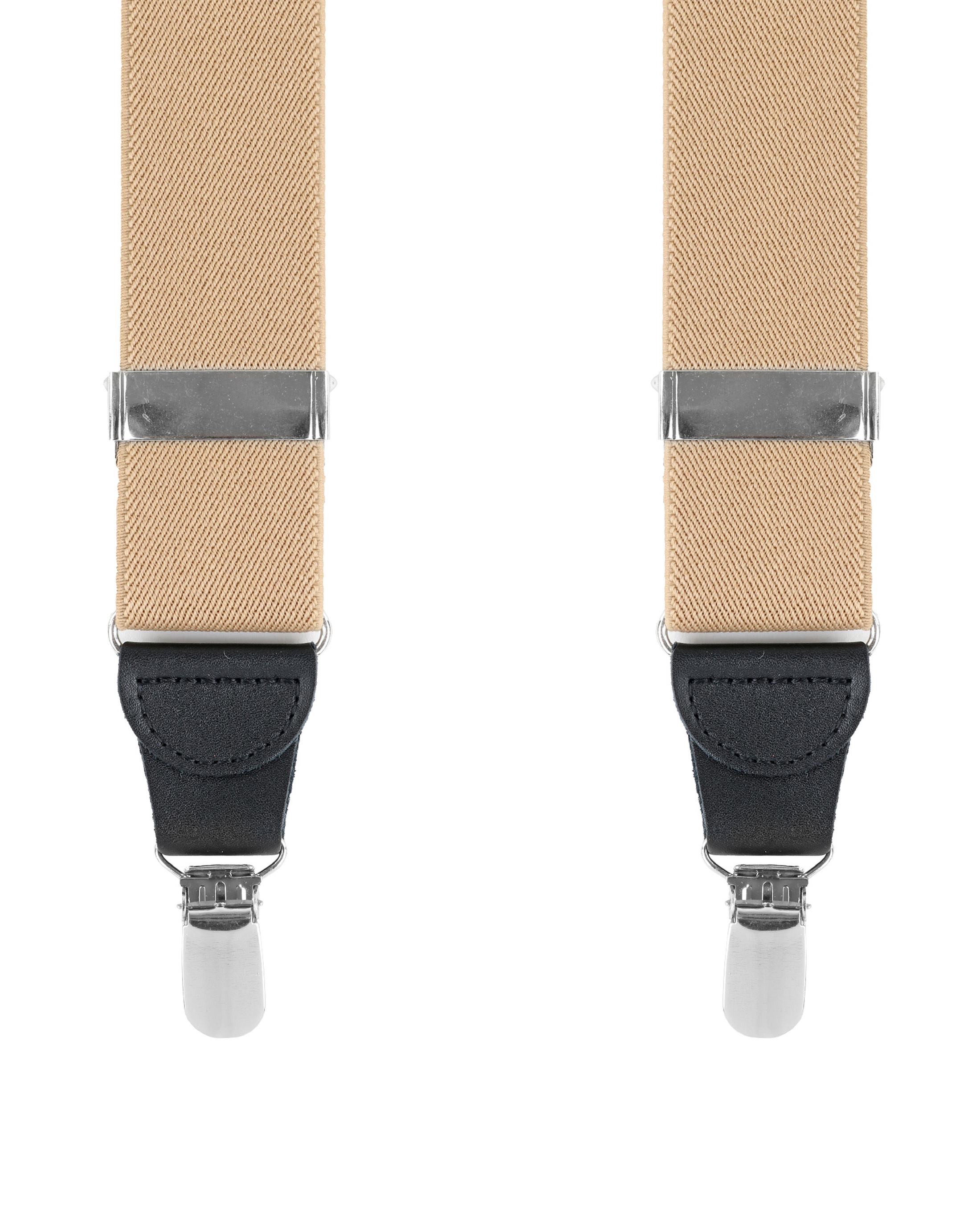 Suspenders Light Brown foto 0