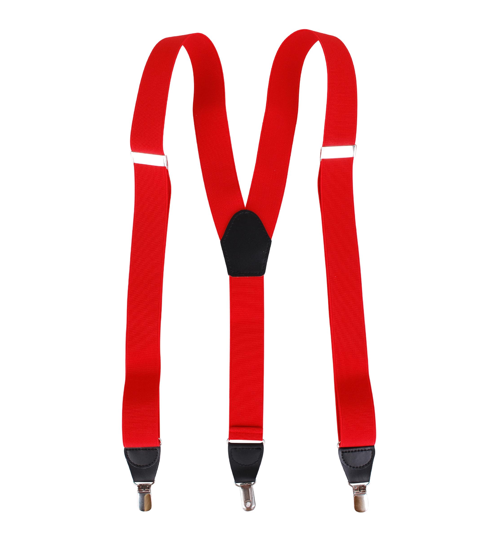 Suspenders Red foto 1