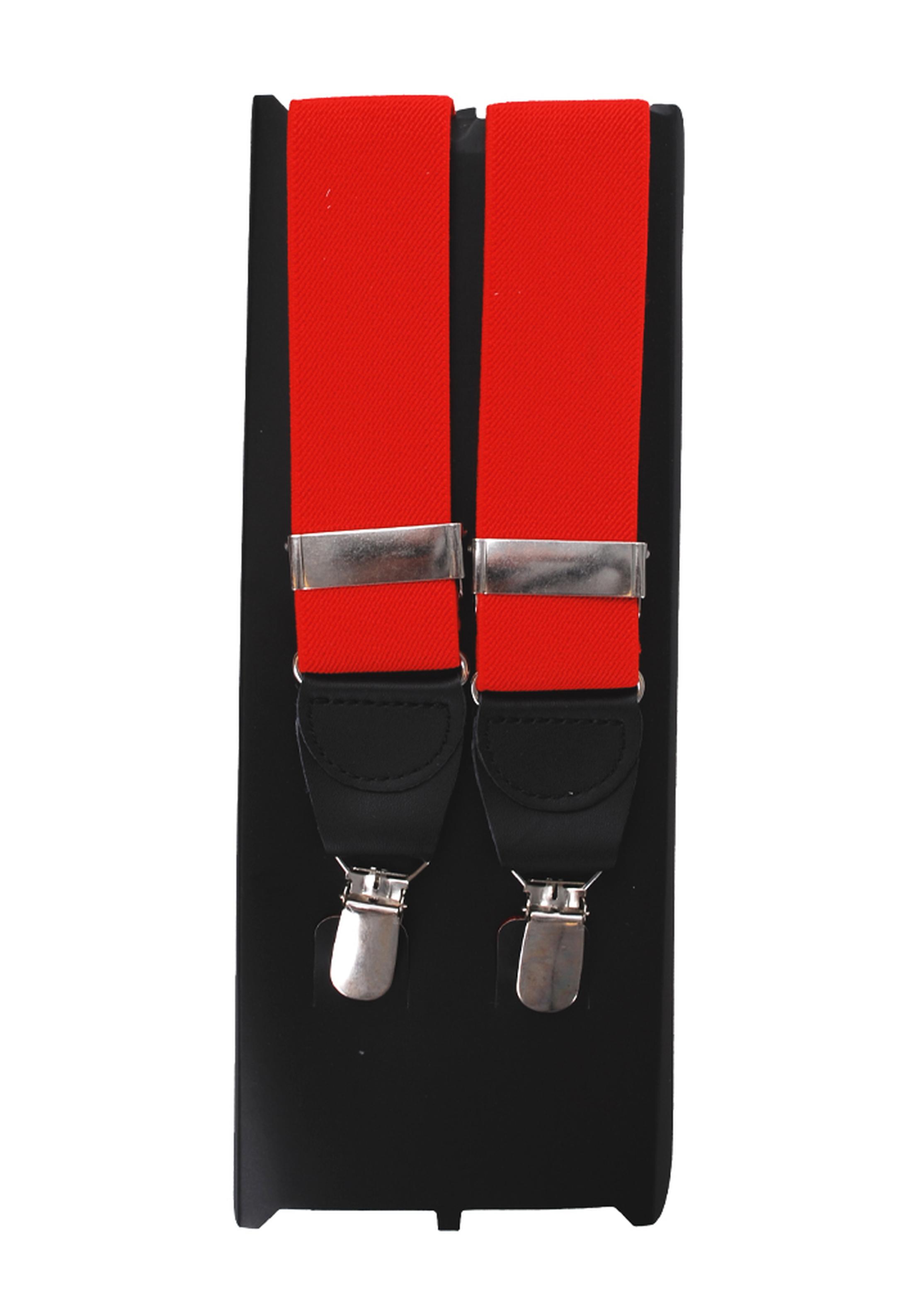 Suspenders Red foto 2