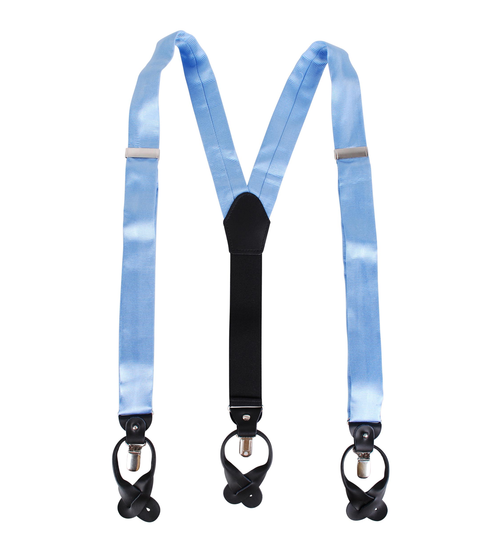 Suspenders Silk Blue F02 foto 1