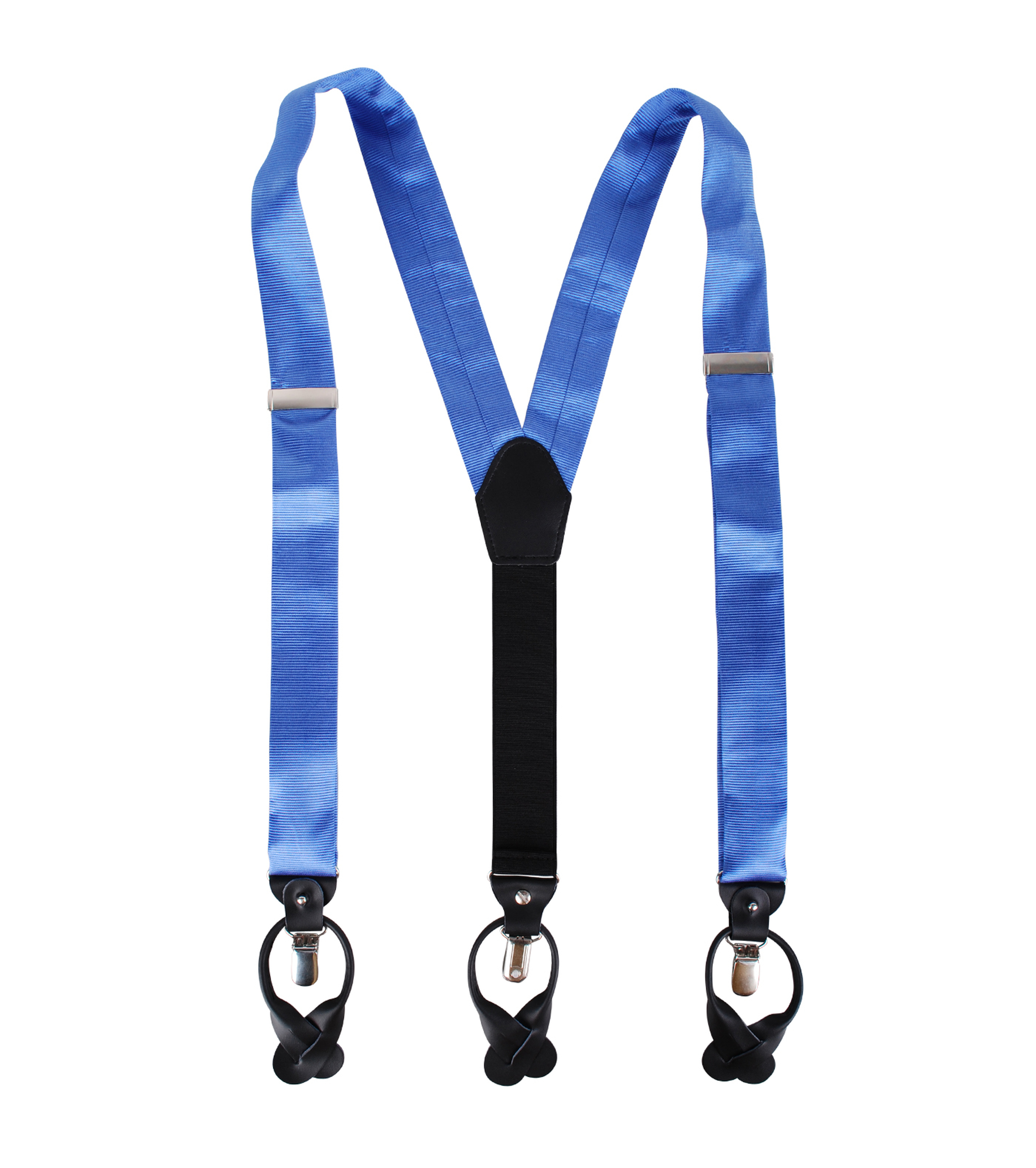 Suspenders Silk Blue F05 foto 1