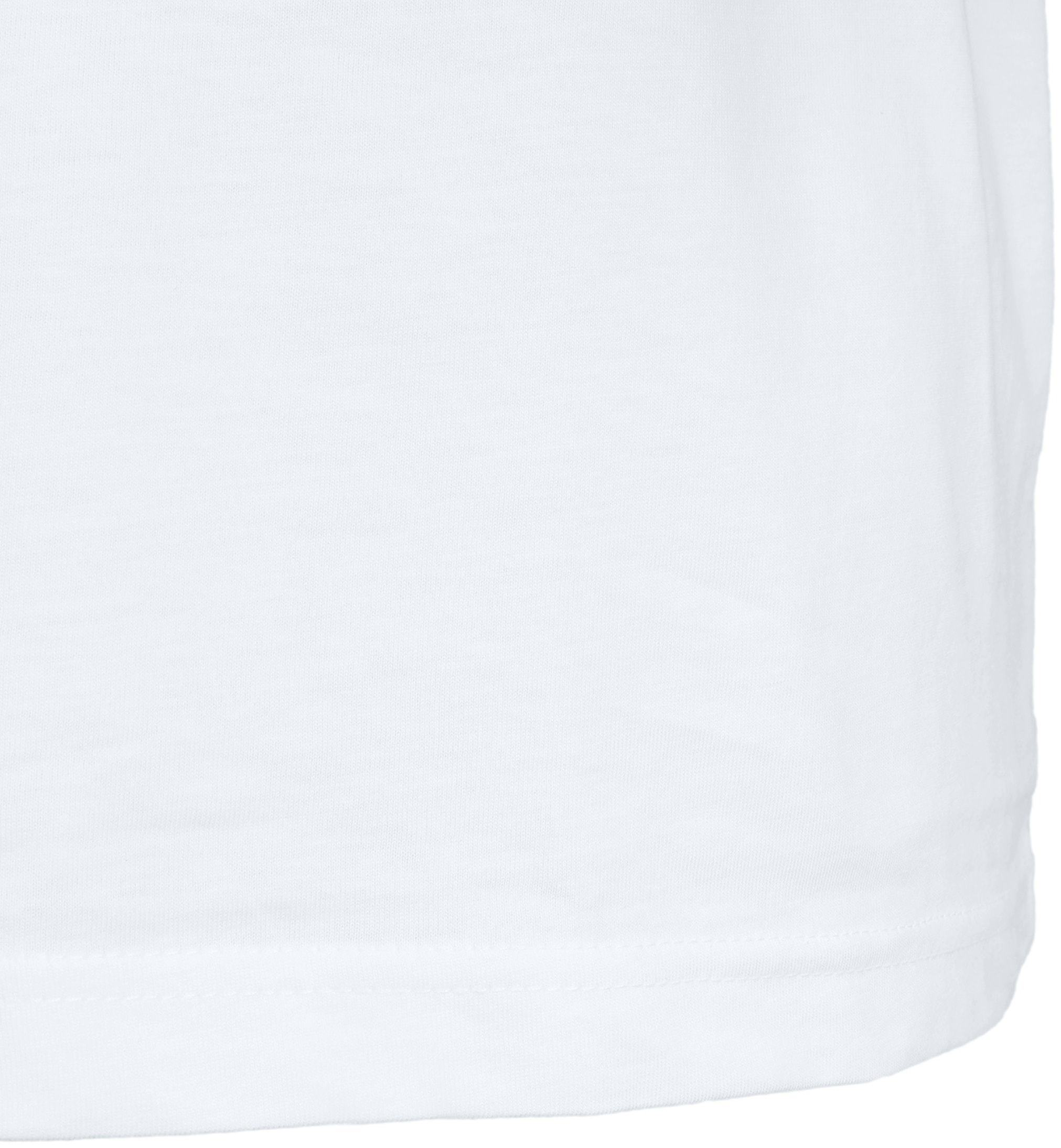 T-shirt Brede Ronde Hals 2Pack foto 4