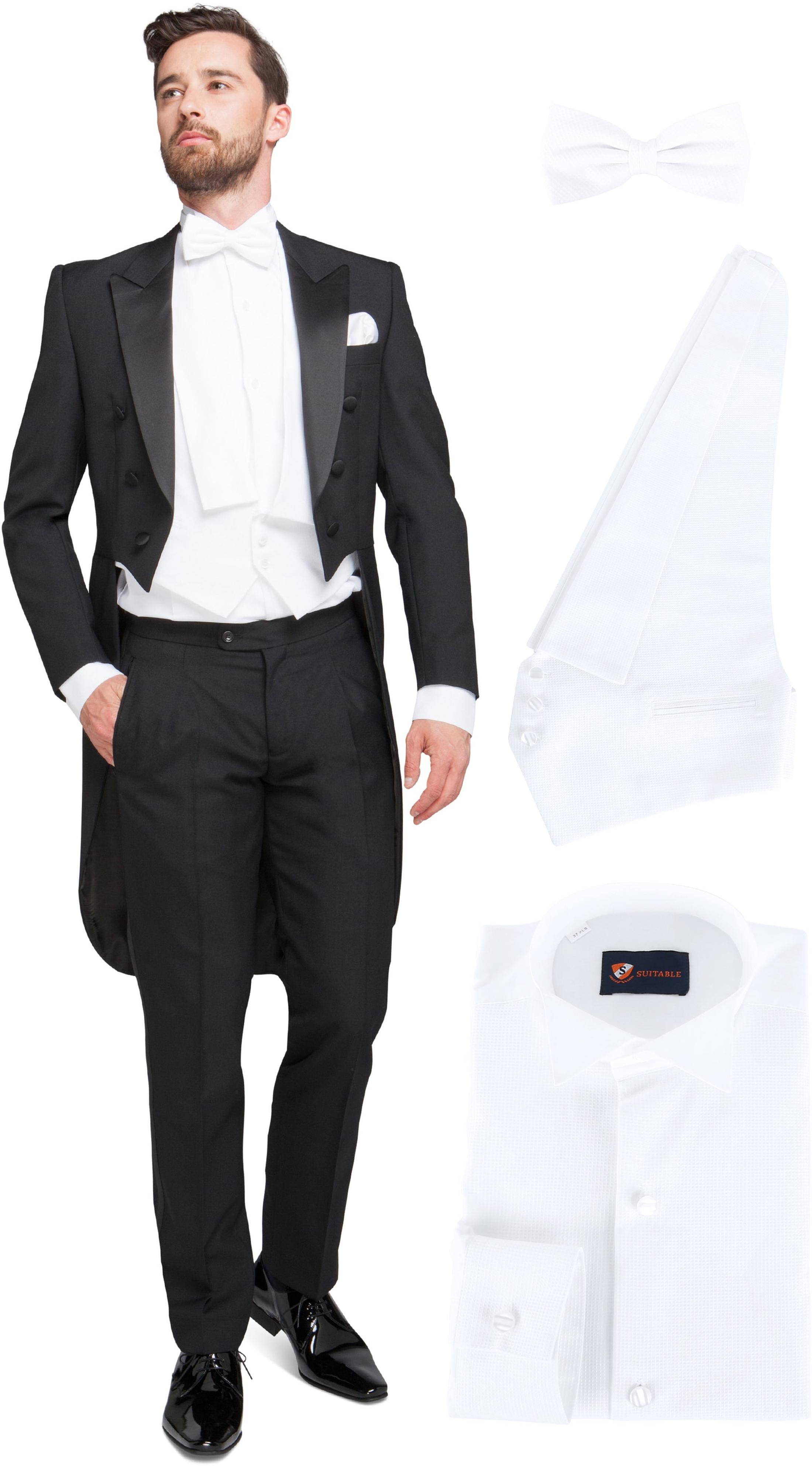 Tailcoat + Accessories foto 0