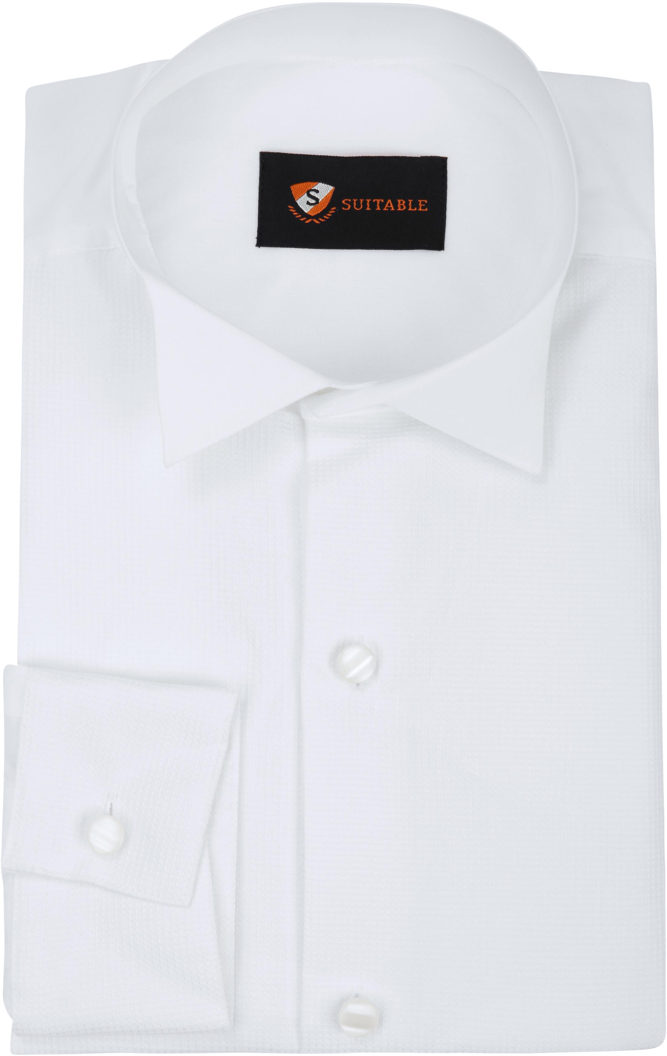 Tailcoat Shirt White foto 0