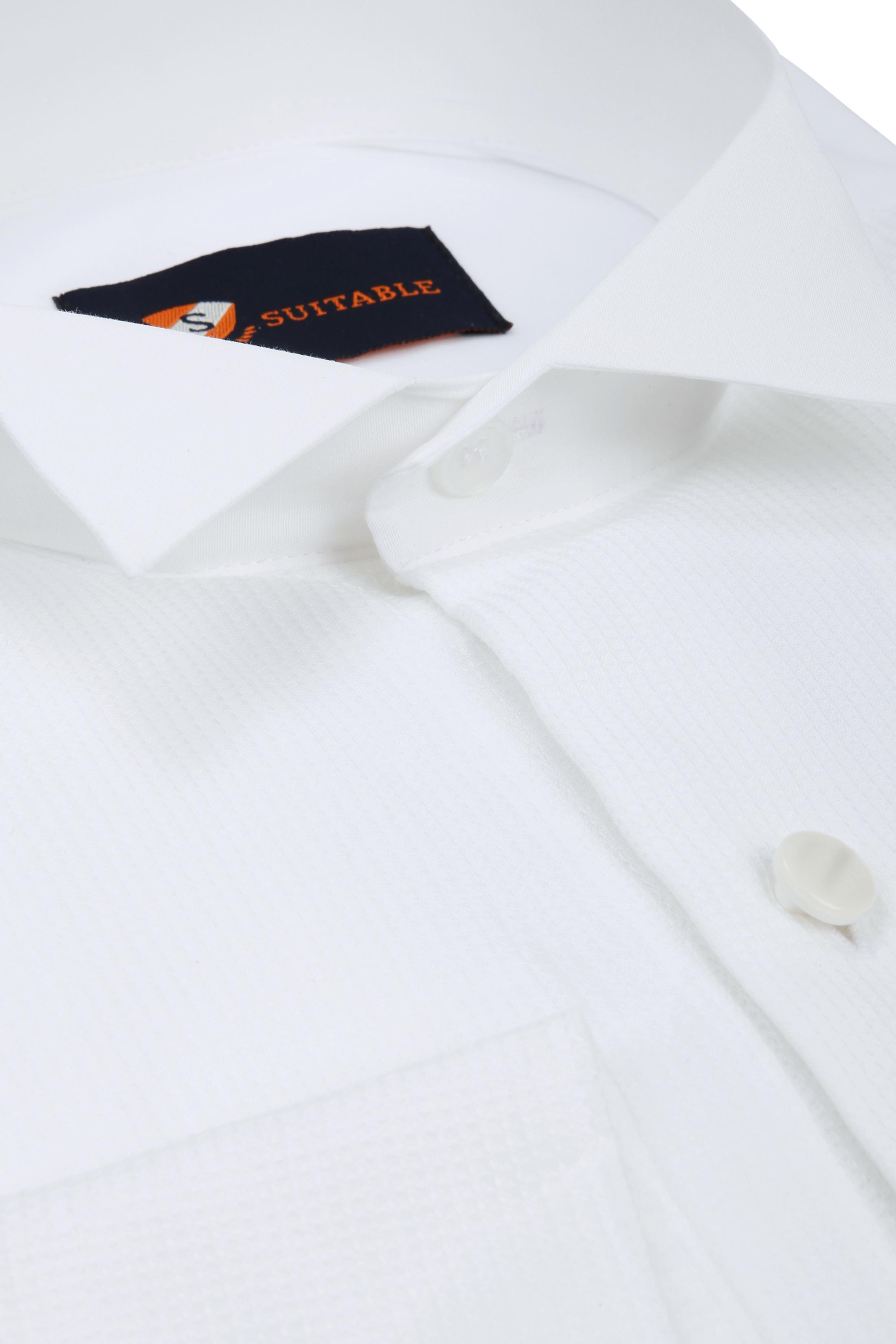 Tailcoat Shirt White foto 1