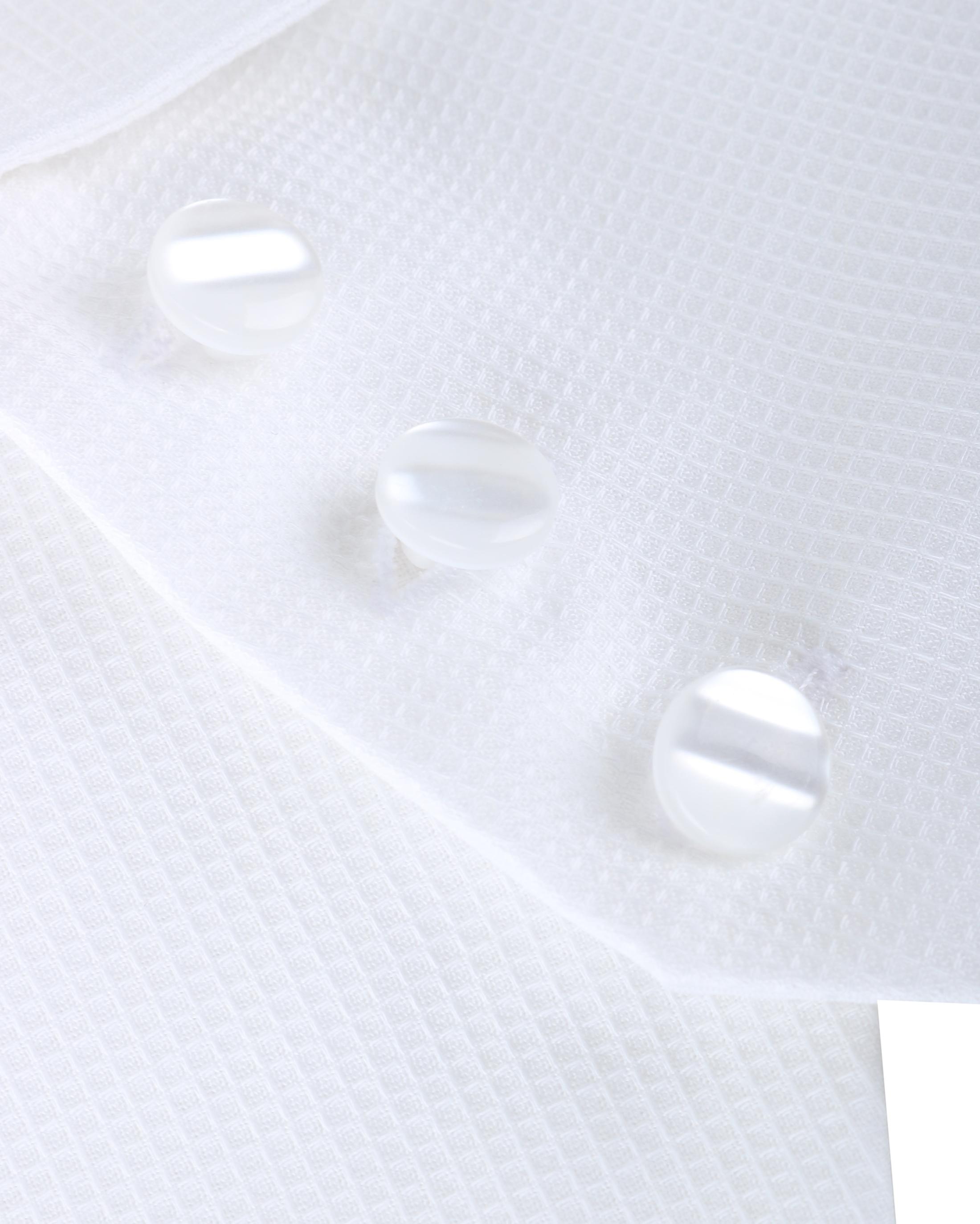 Tailcoat Waistcoat White