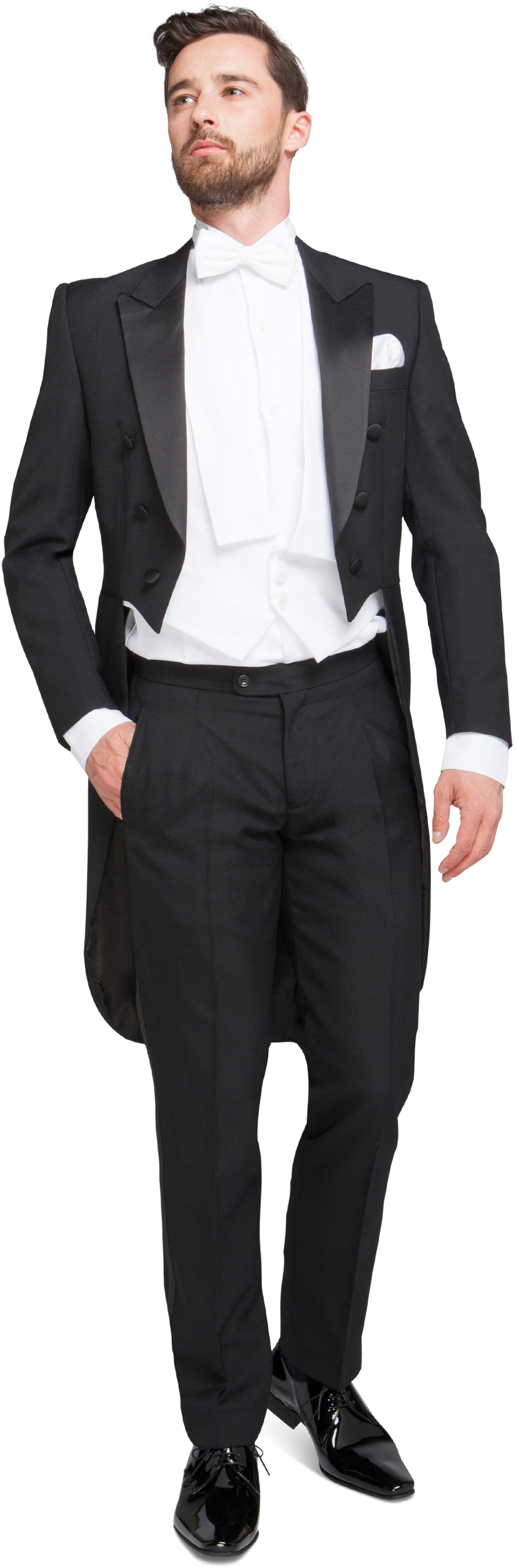 Tailcoat Wool Blend