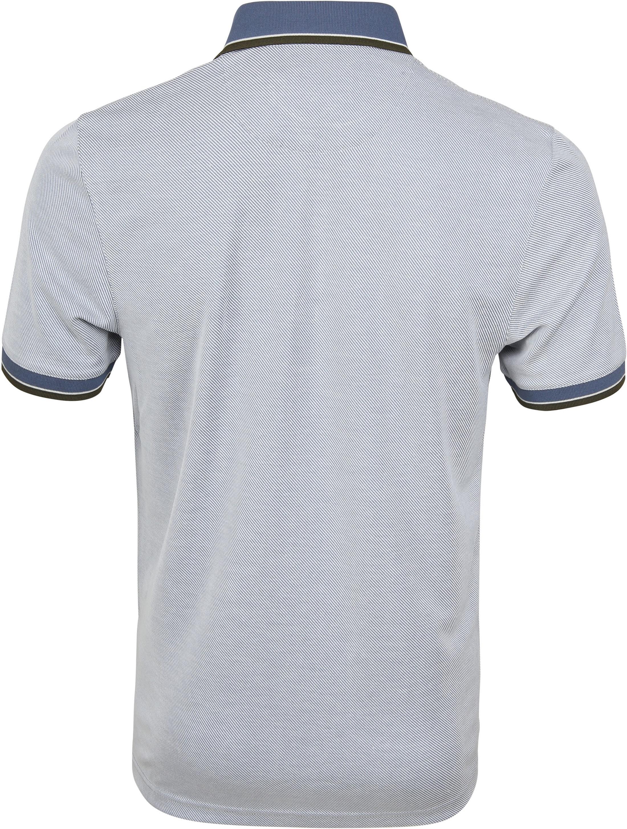Ted Baker Habtat Poloshirt Blue foto 3