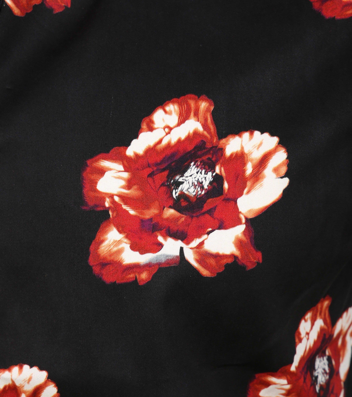 Ted Baker Overhemd Bloem Zwart foto 1