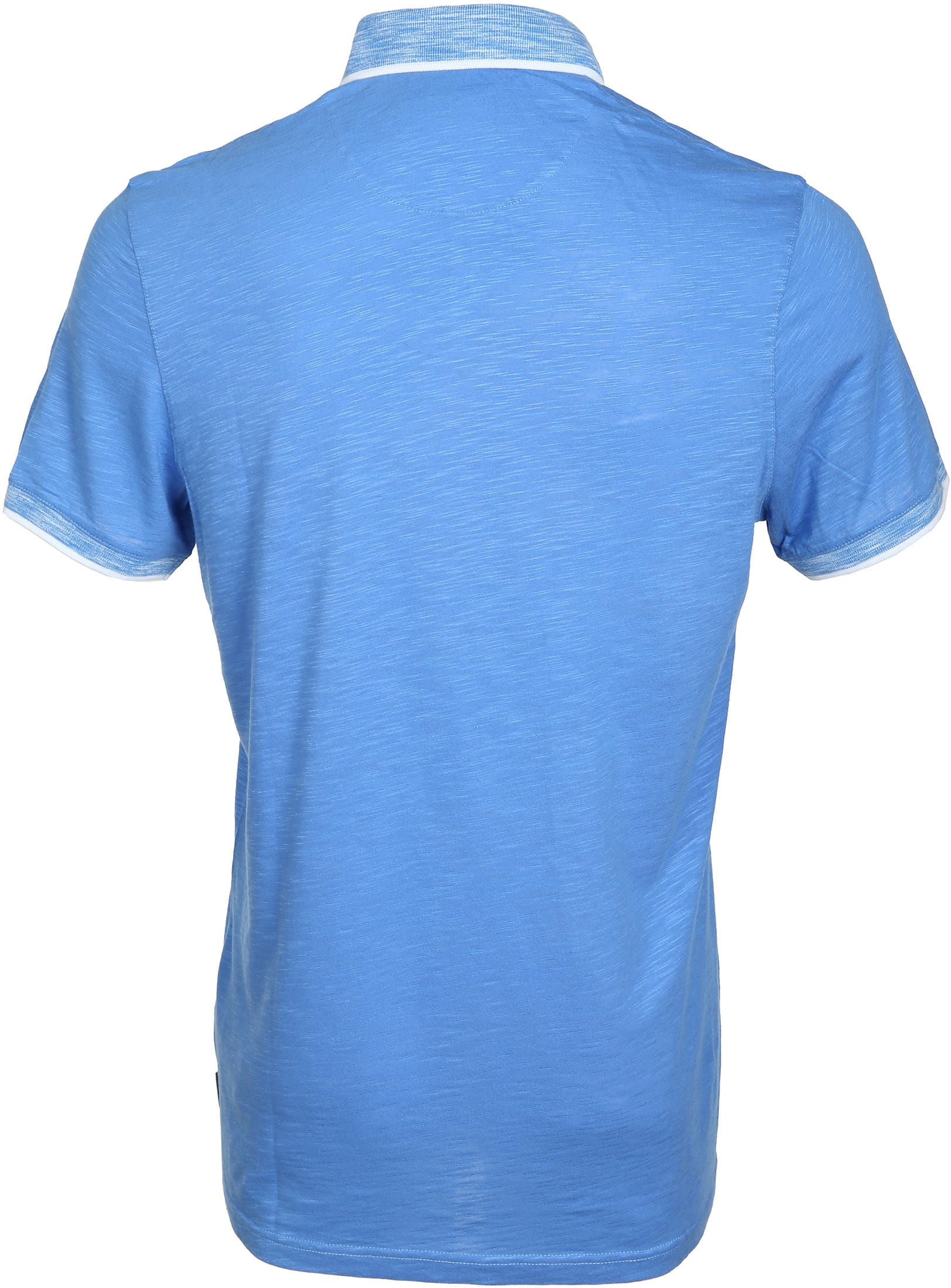 Ted Baker Poloshirt Space Blauw foto 2