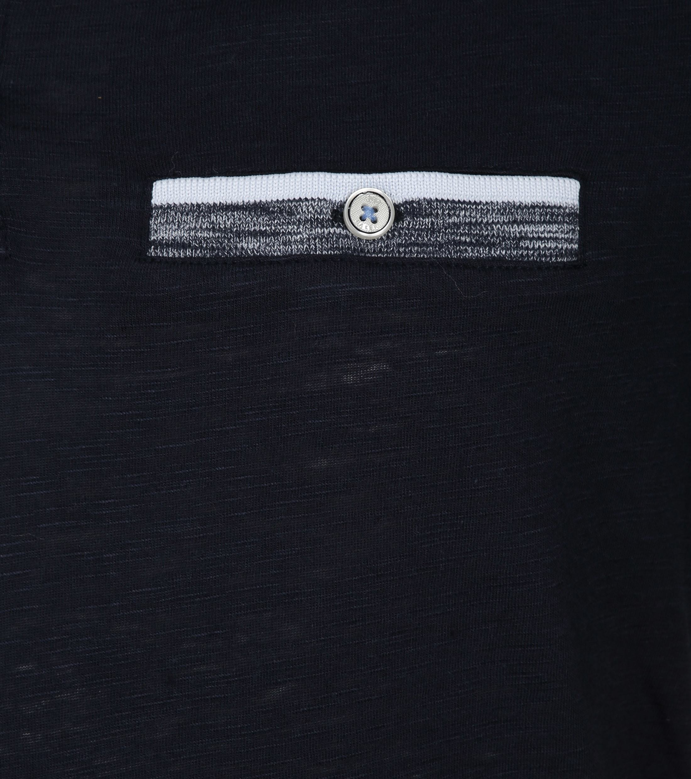 Ted Baker Poloshirt Space Navy foto 1