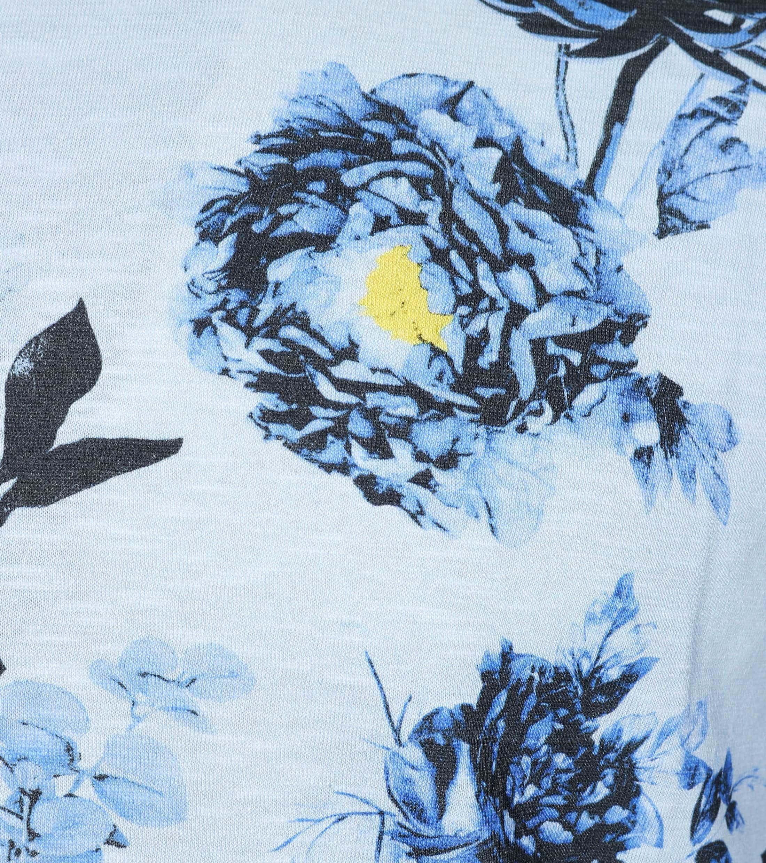 Ted Baker T-Shirt Blau foto 1