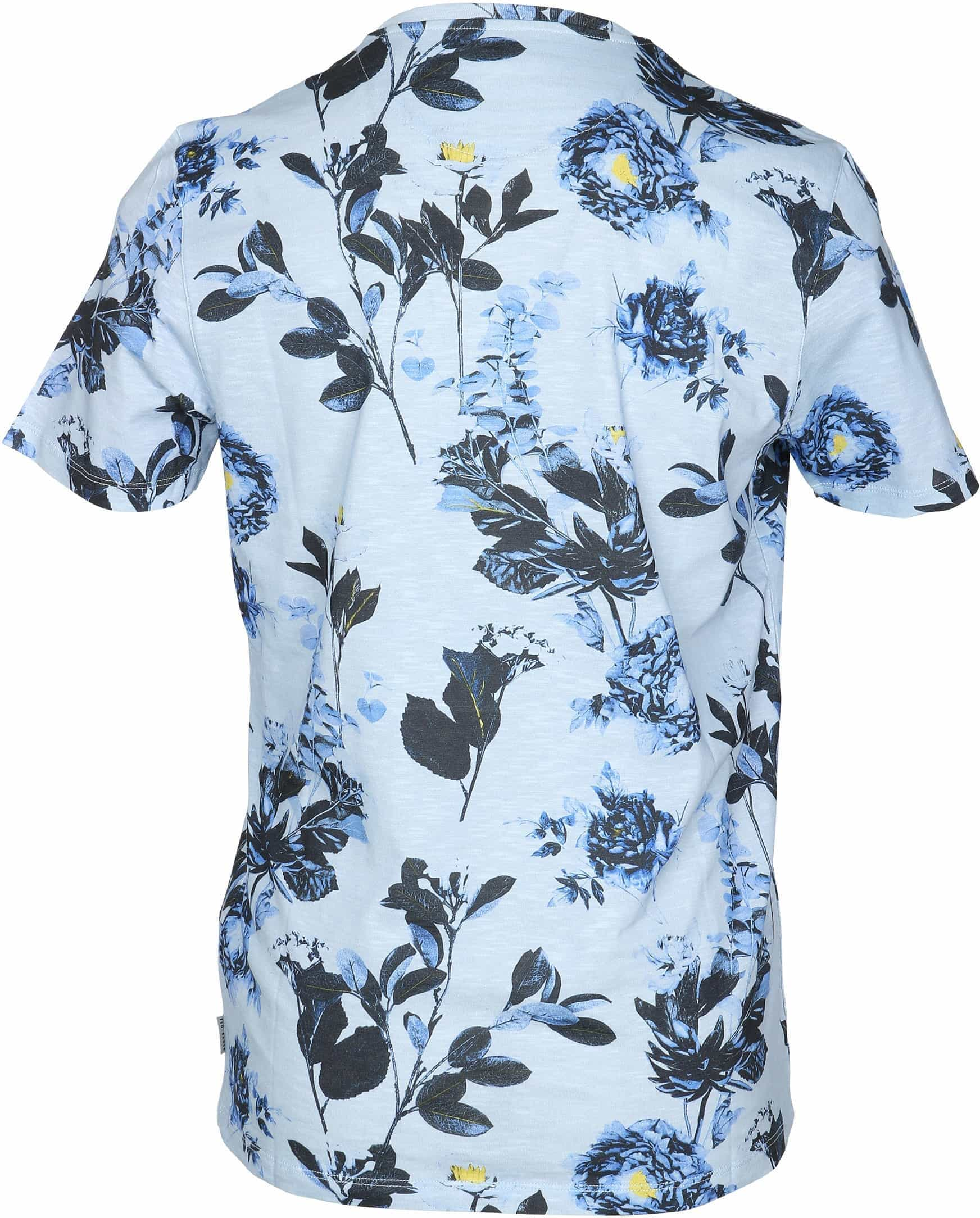 Ted Baker T-Shirt Blau foto 3