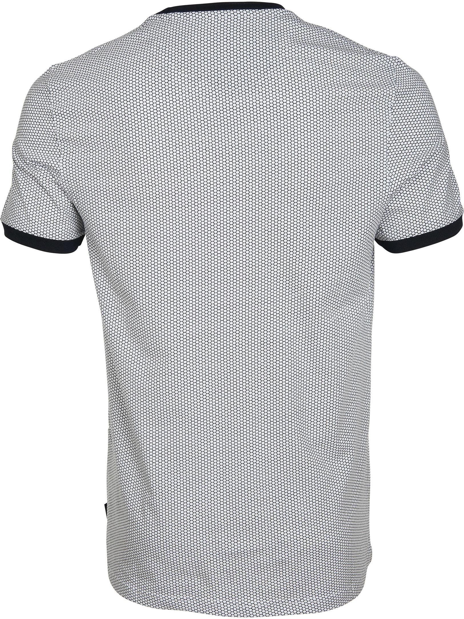 Ted Baker T-Shirt Honinggraat foto 2