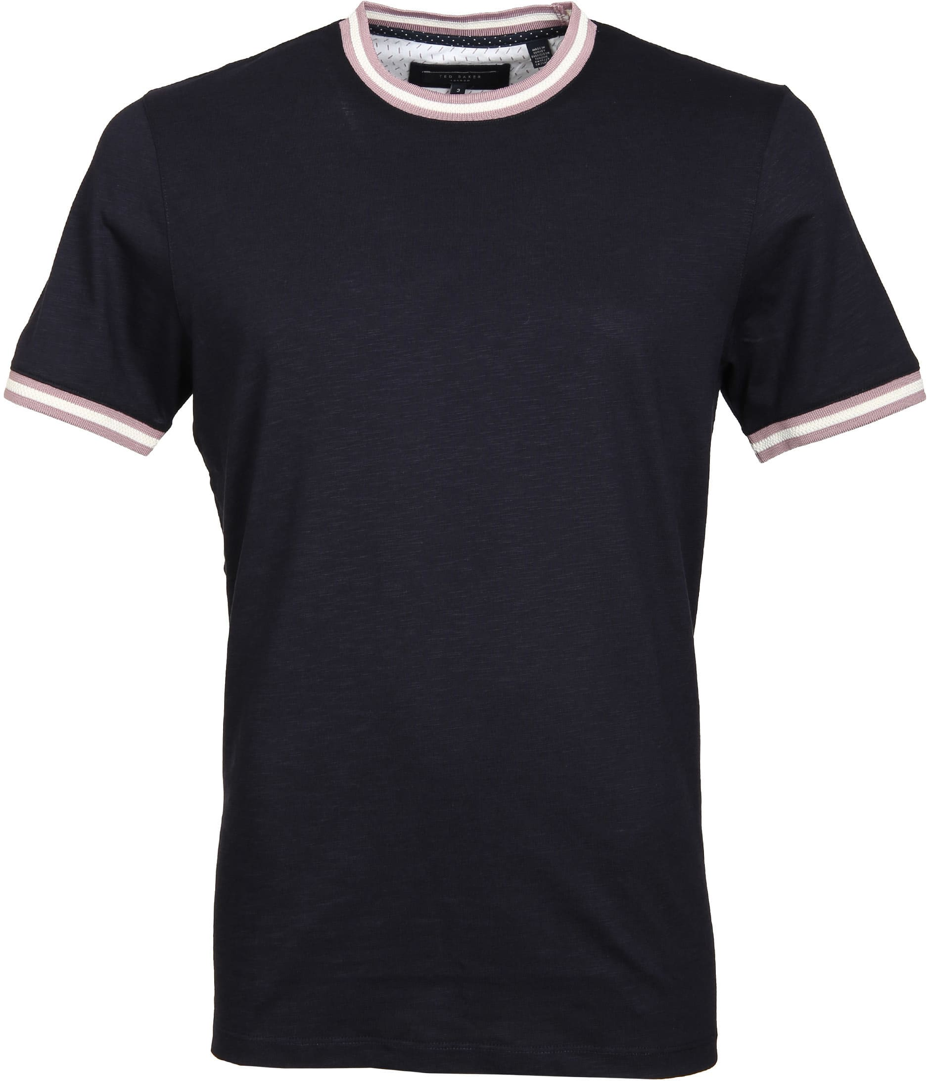 Ted Baker T-Shirt Navy foto 0