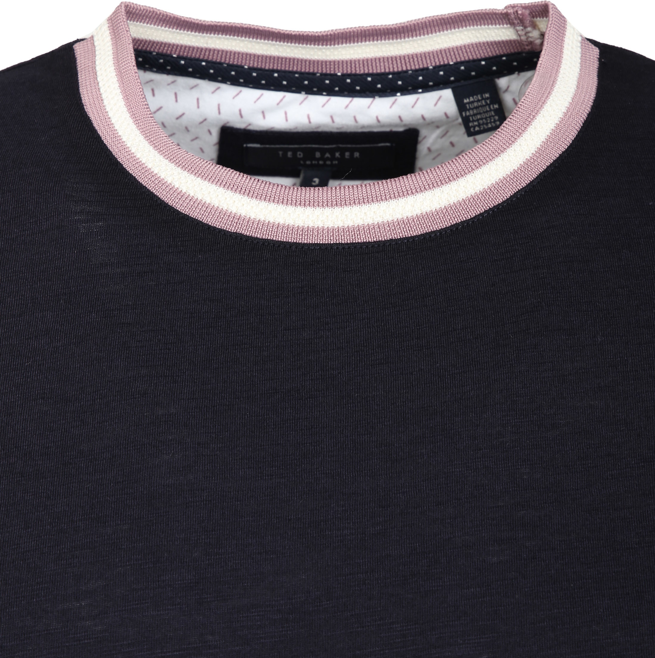 Ted Baker T-Shirt Navy foto 1