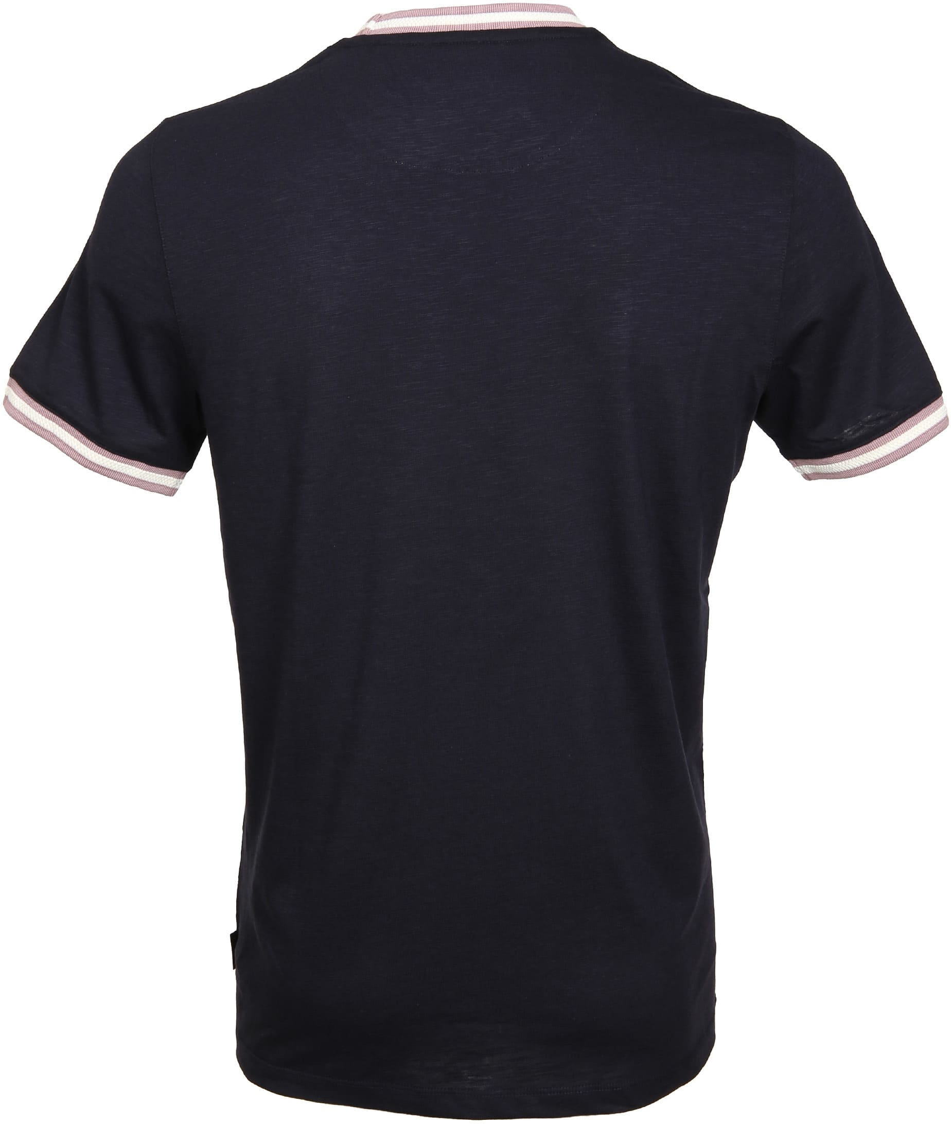 Ted Baker T-Shirt Navy foto 2