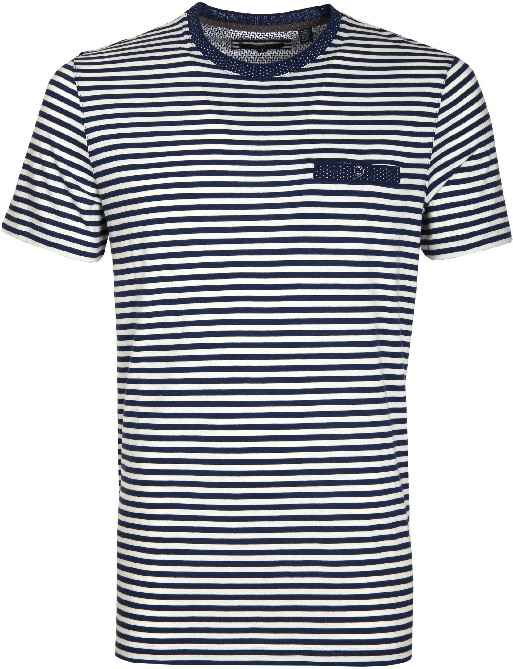 Ted Baker T-Shirt Stripe foto 0