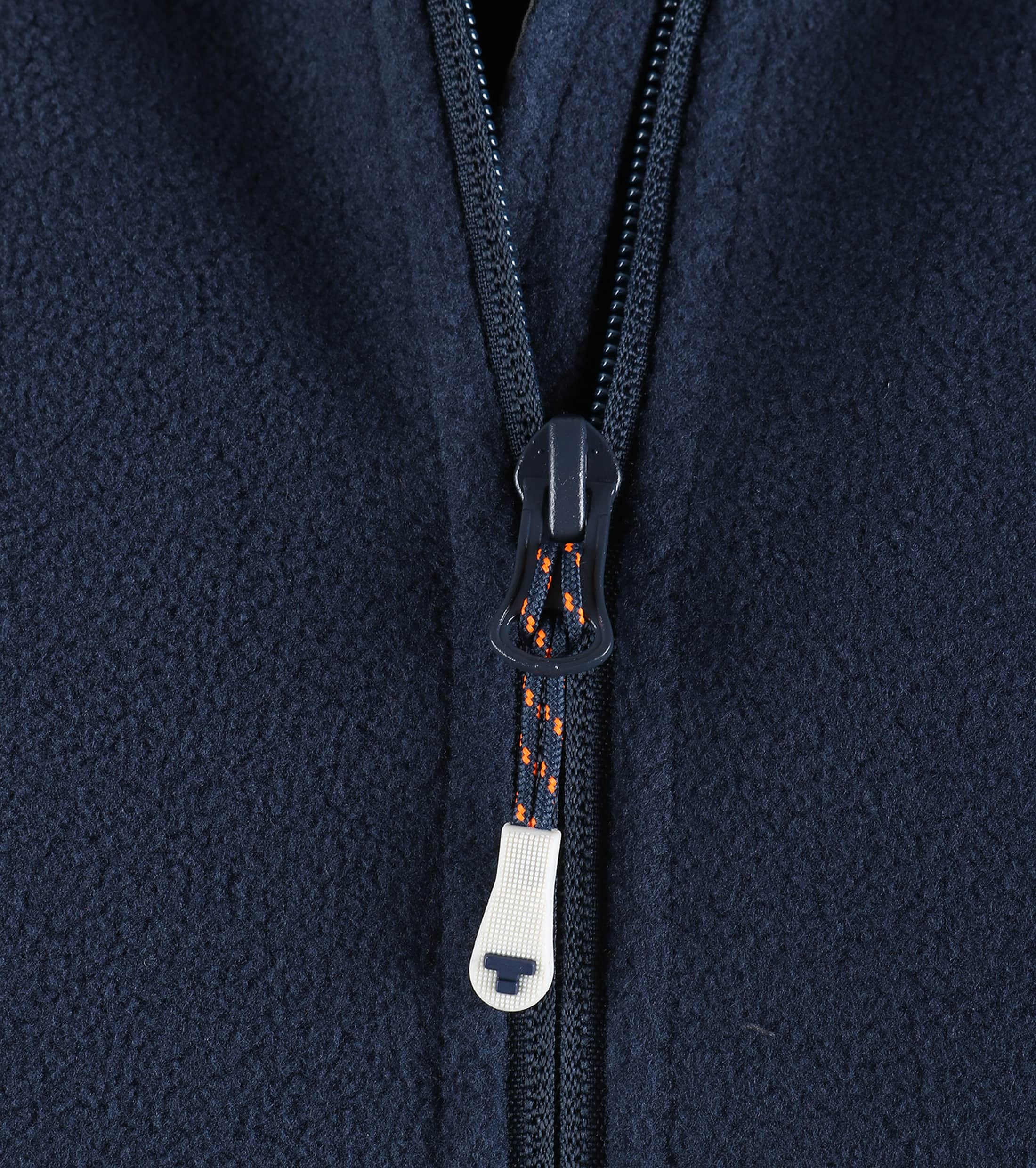 Tenson Fleece Cardigan Miller Navy foto 2