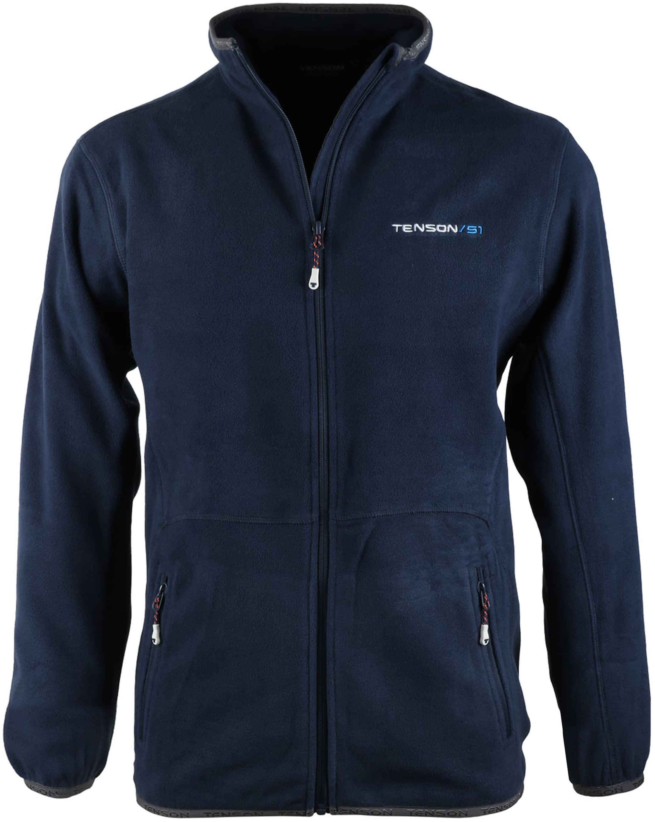 Tenson Fleece Cardigan Miller Navy foto 0