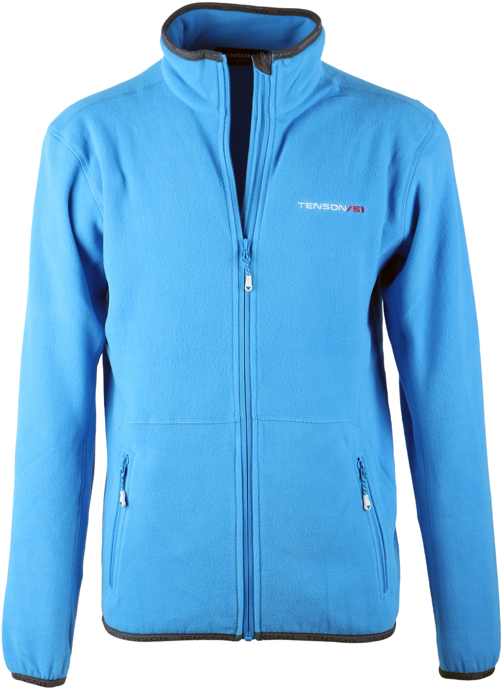 Tenson Fleece Vest Miller Blauw foto 0
