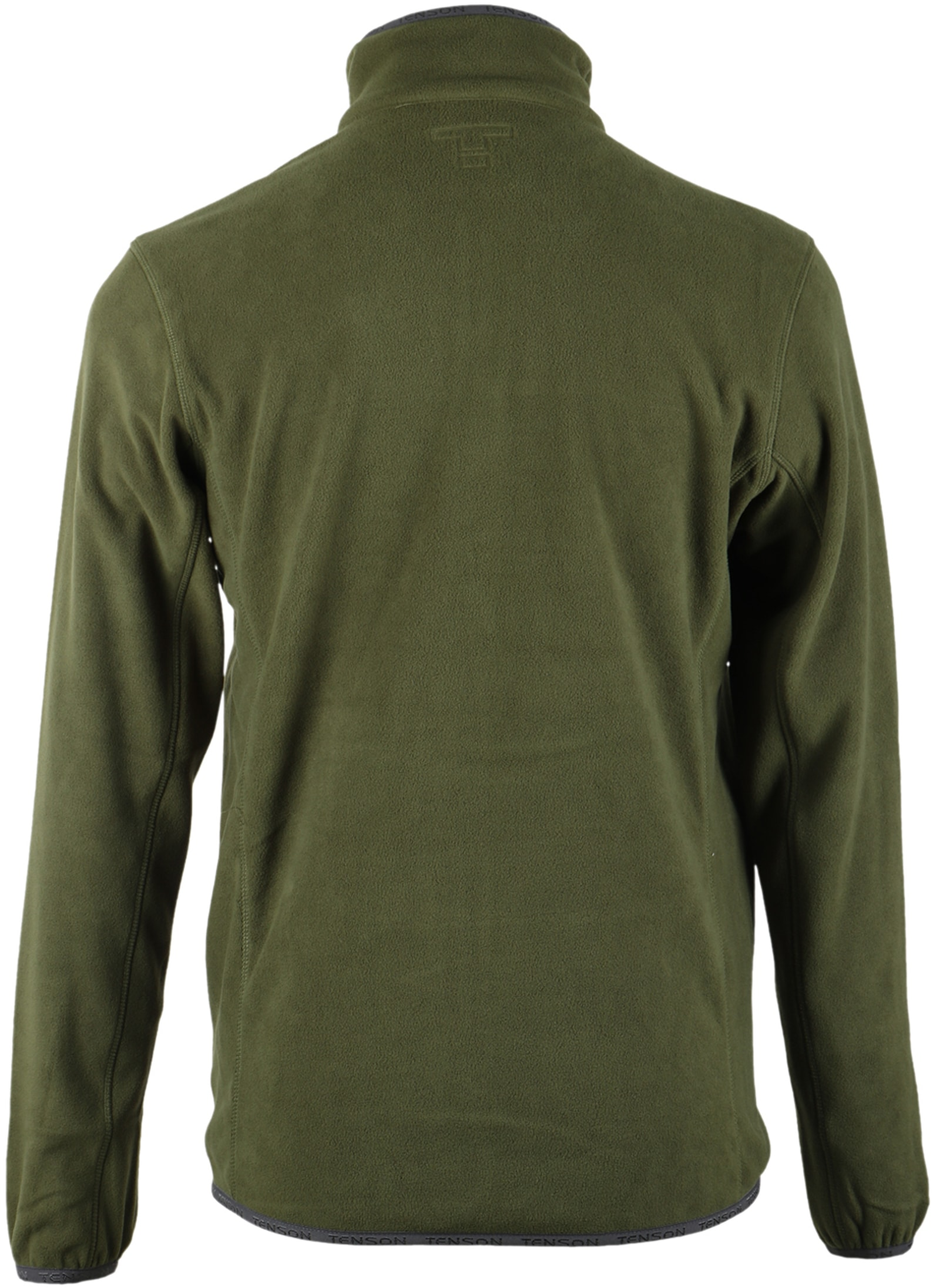 Tenson Fleece Vest Miller Groen foto 1