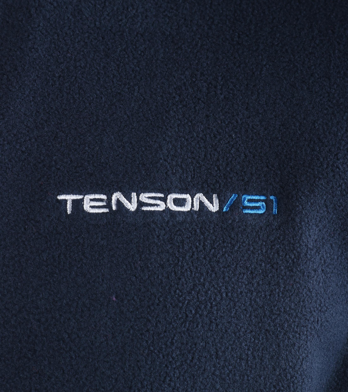 Tenson Fleece Vest Miller Navy foto 1
