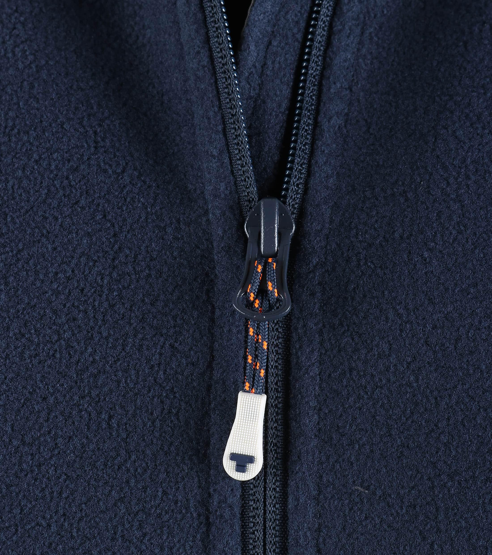 Tenson Fleece Vest Miller Navy foto 2