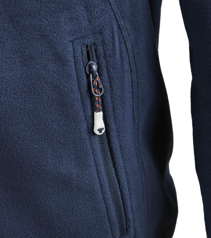 Tenson Fleece Vest Miller Navy foto 3