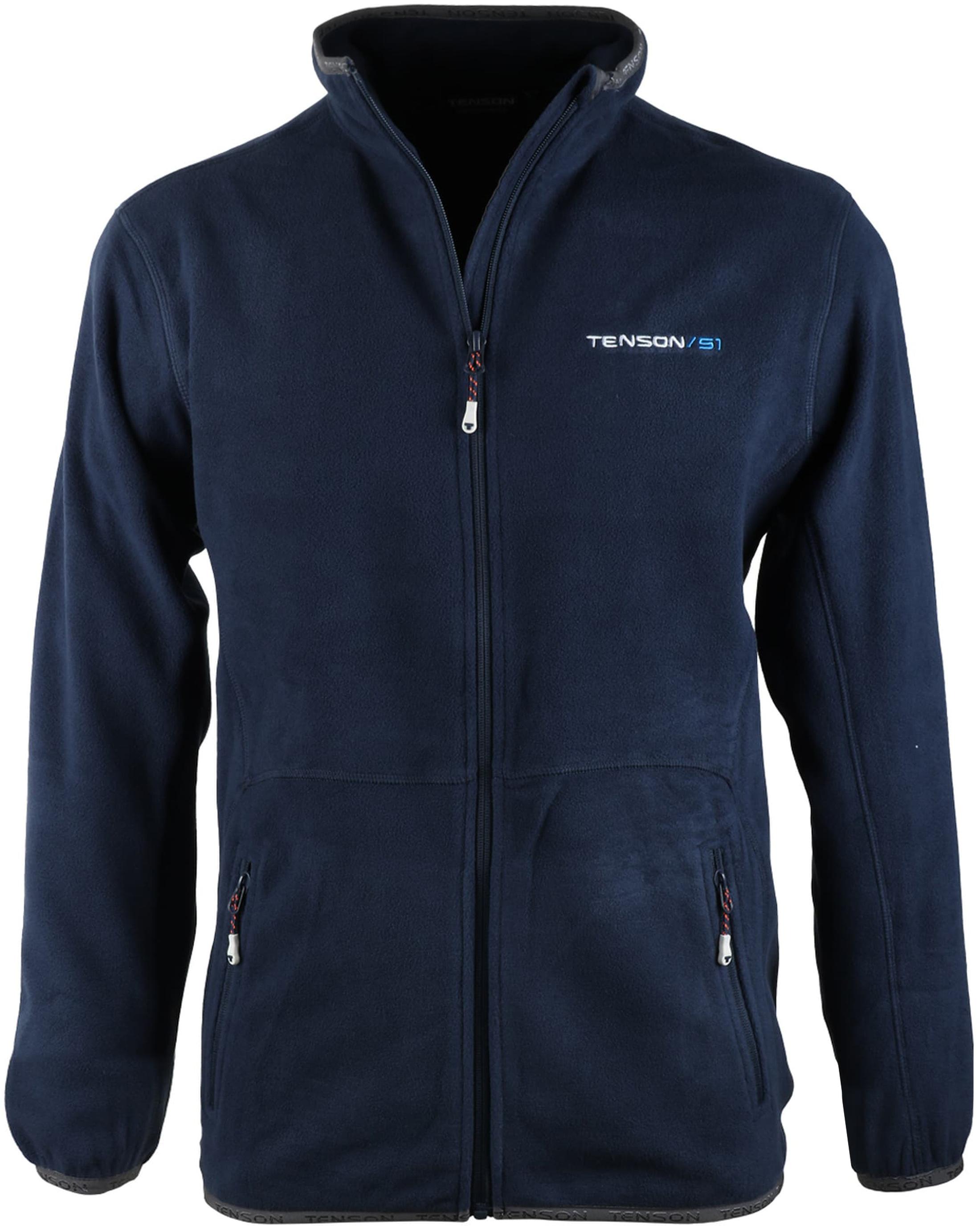 kwaliteit ontwerp nieuwste beste authentiek Tenson Fleece Vest Miller Navy 2752950-059
