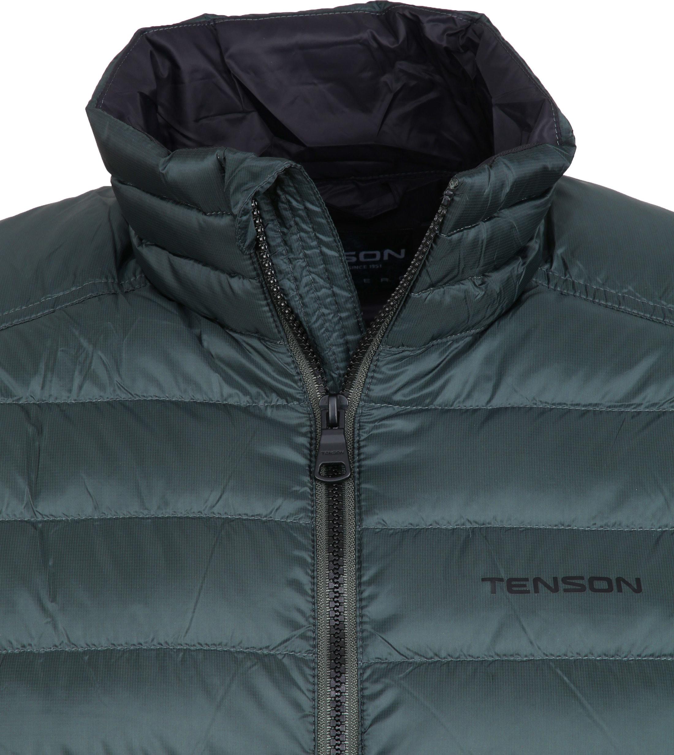 Tenson Manolo Jacket Dark Green foto 1