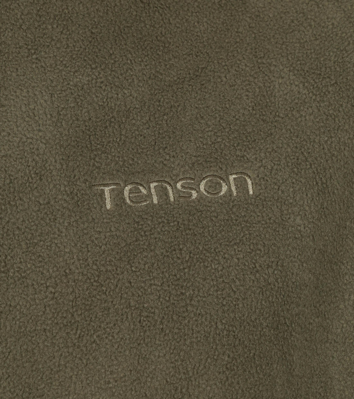 Tenson Miracle Fleece Jack Olijfgroen