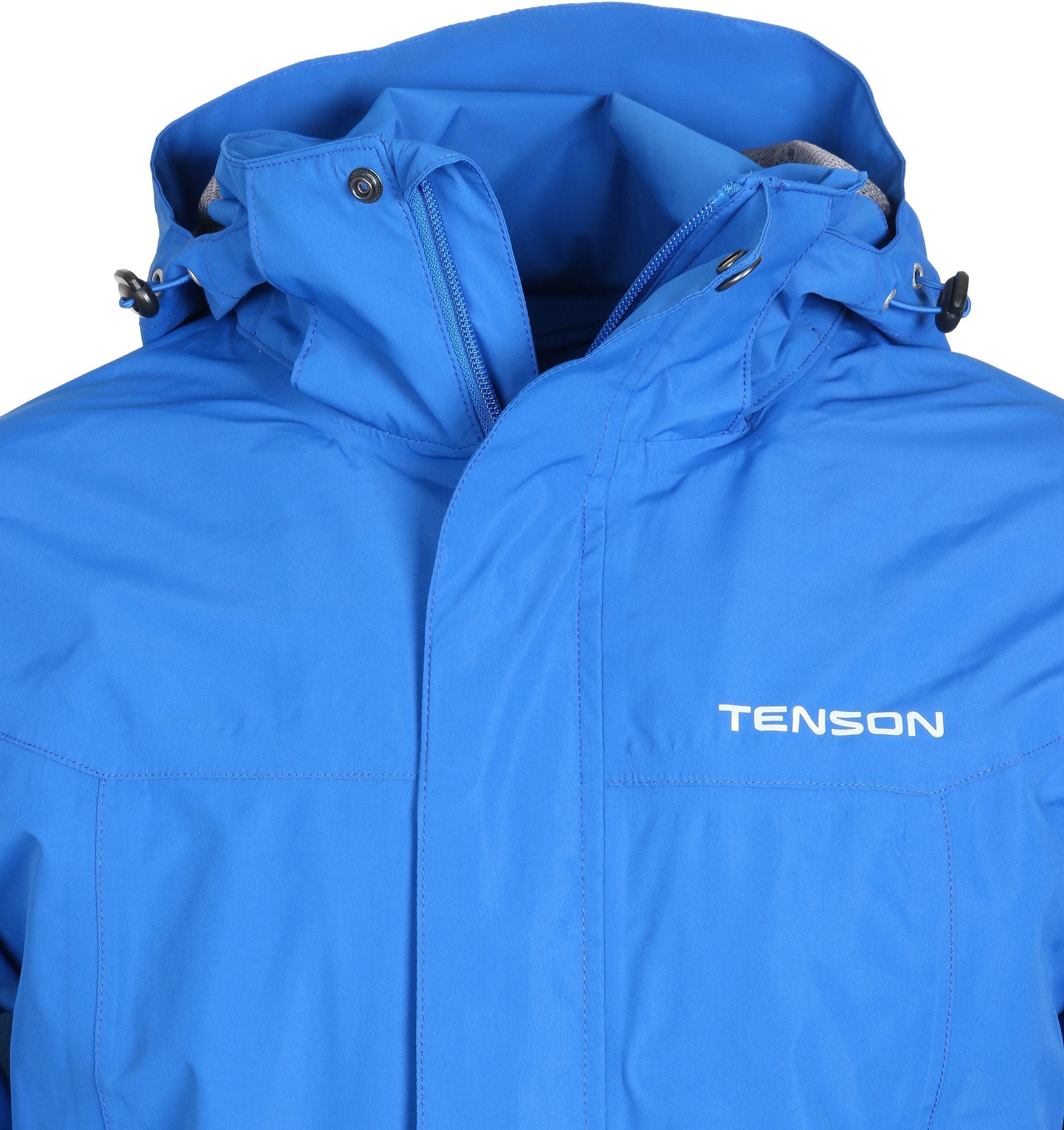 Tenson Monitor Jacket Kobalt foto 1