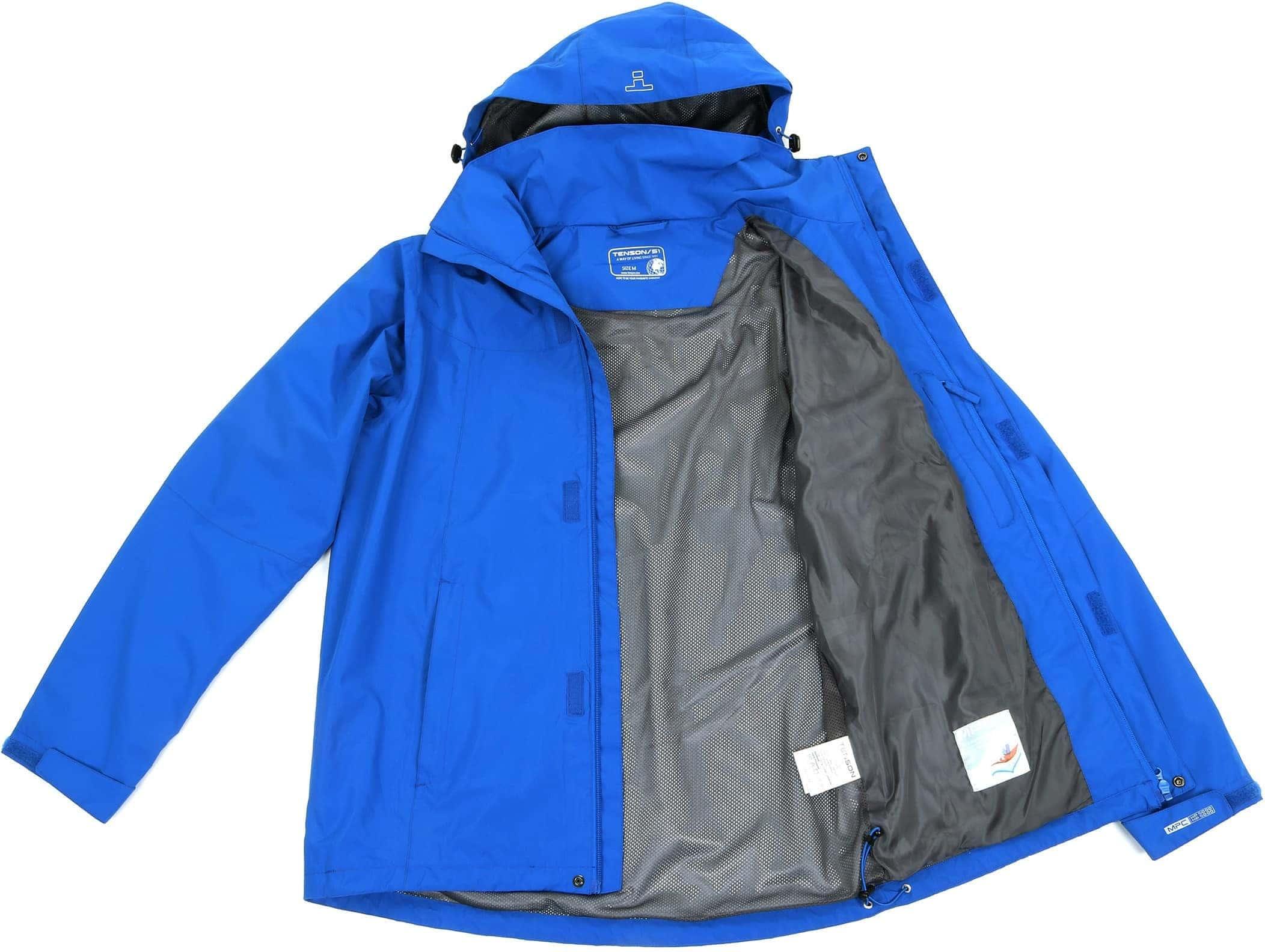 Tenson Monitor Jacket Kobalt foto 4