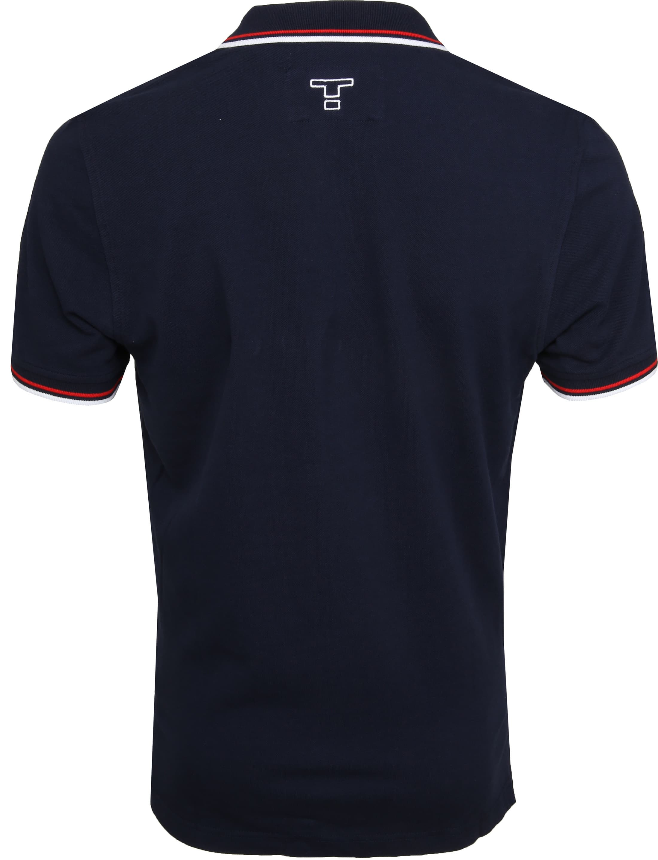 Tenson Poloshirt Barney Navy foto 3