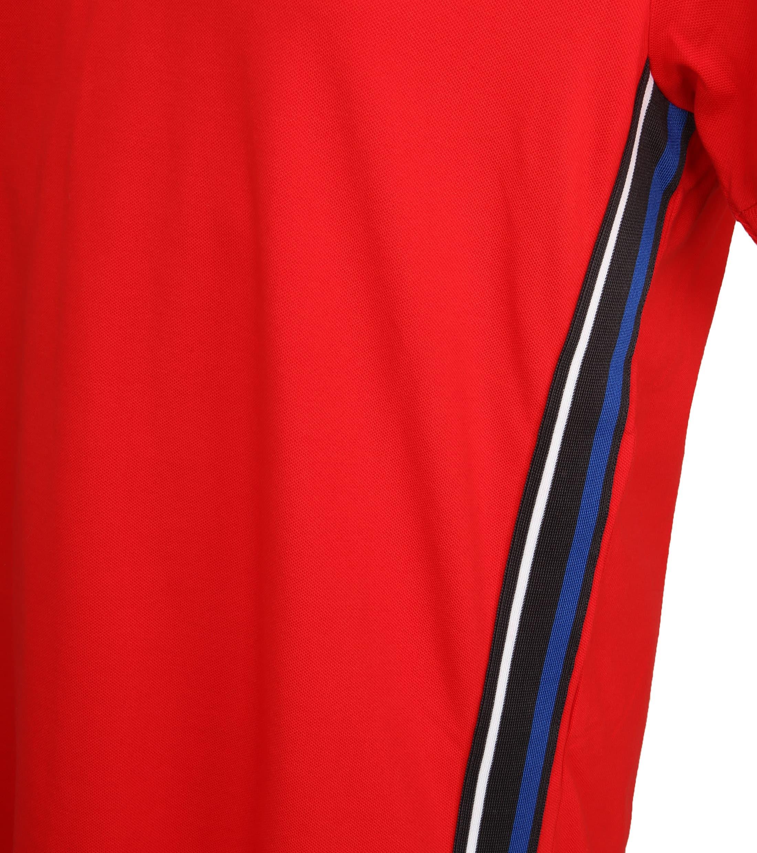 Tenson Poloshirt Zenith Red foto 3