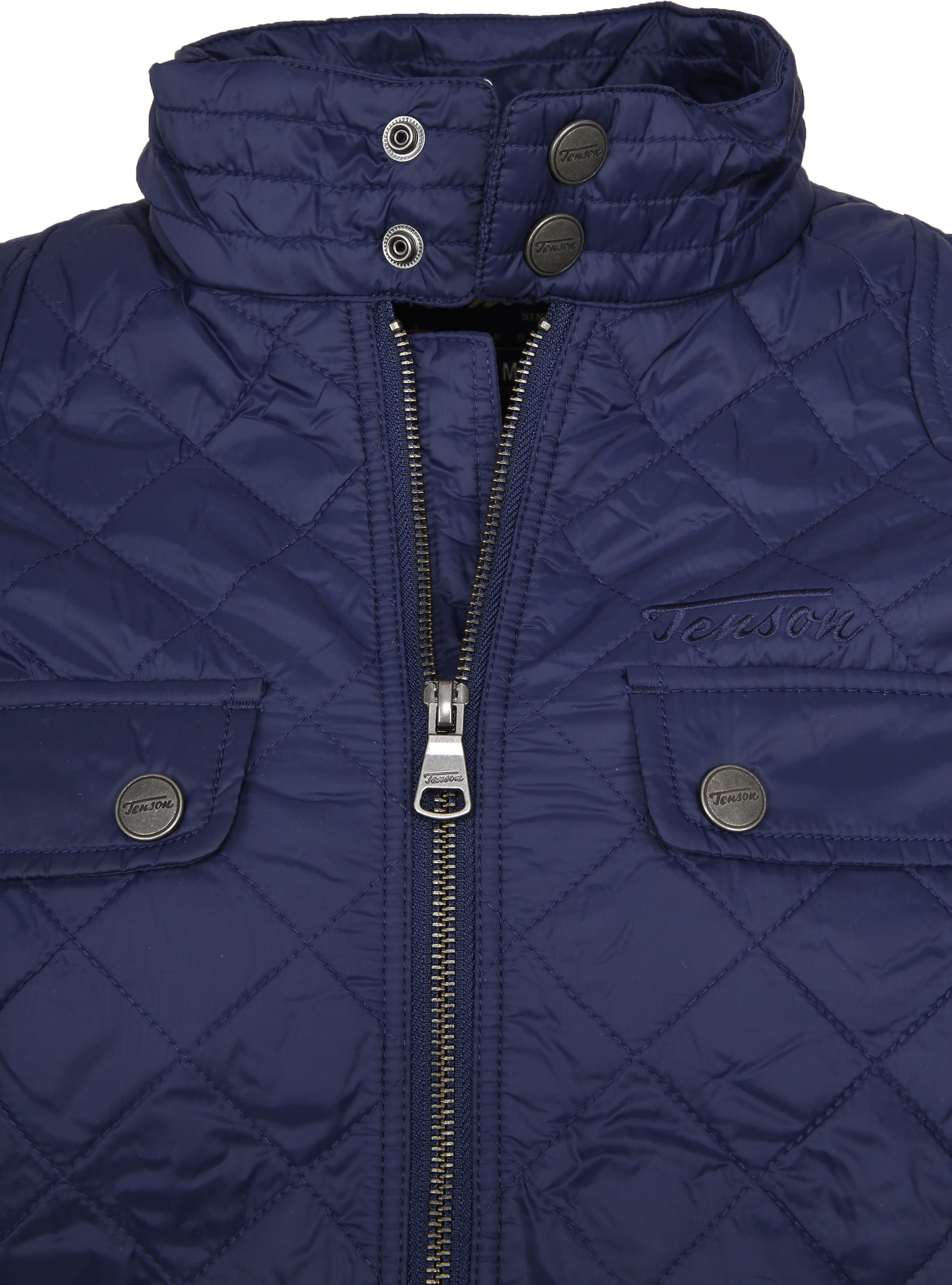 Tenson Samson Jack Quilted Navy foto 1